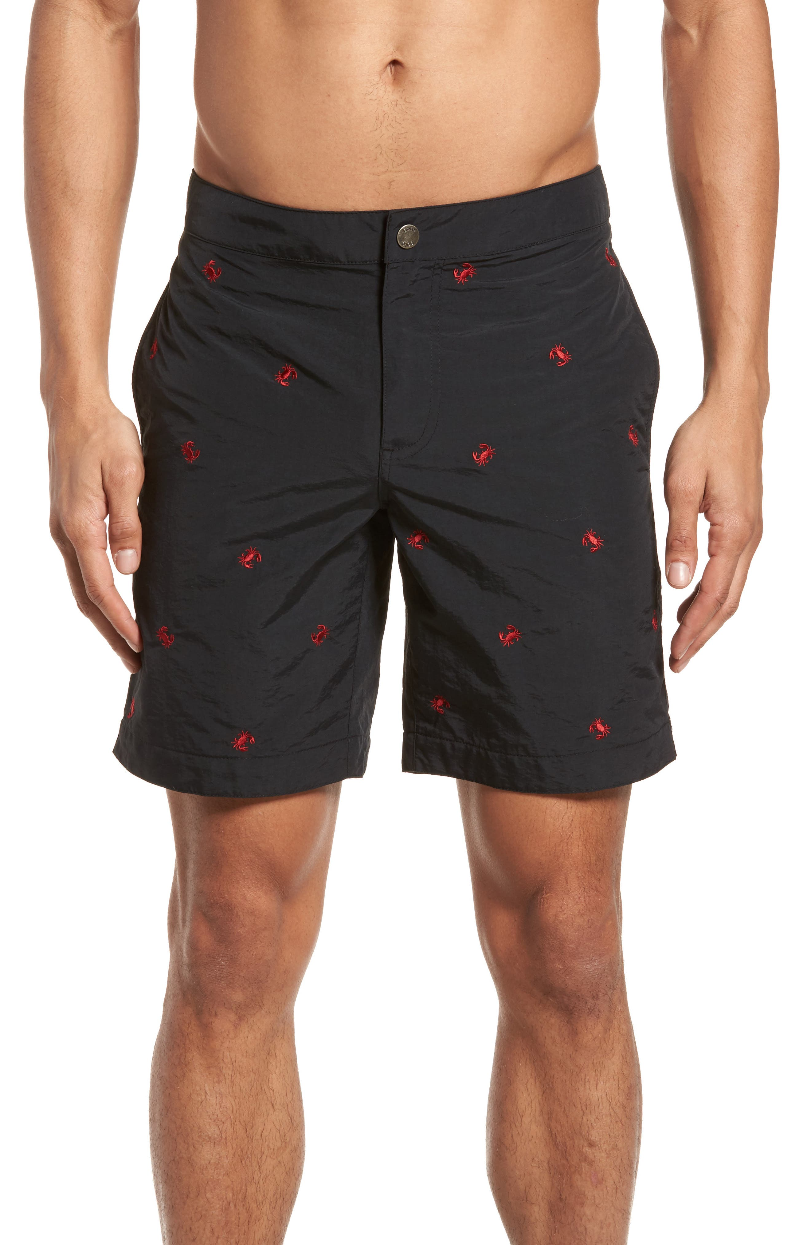boto Aruba Crab Swim Trunks