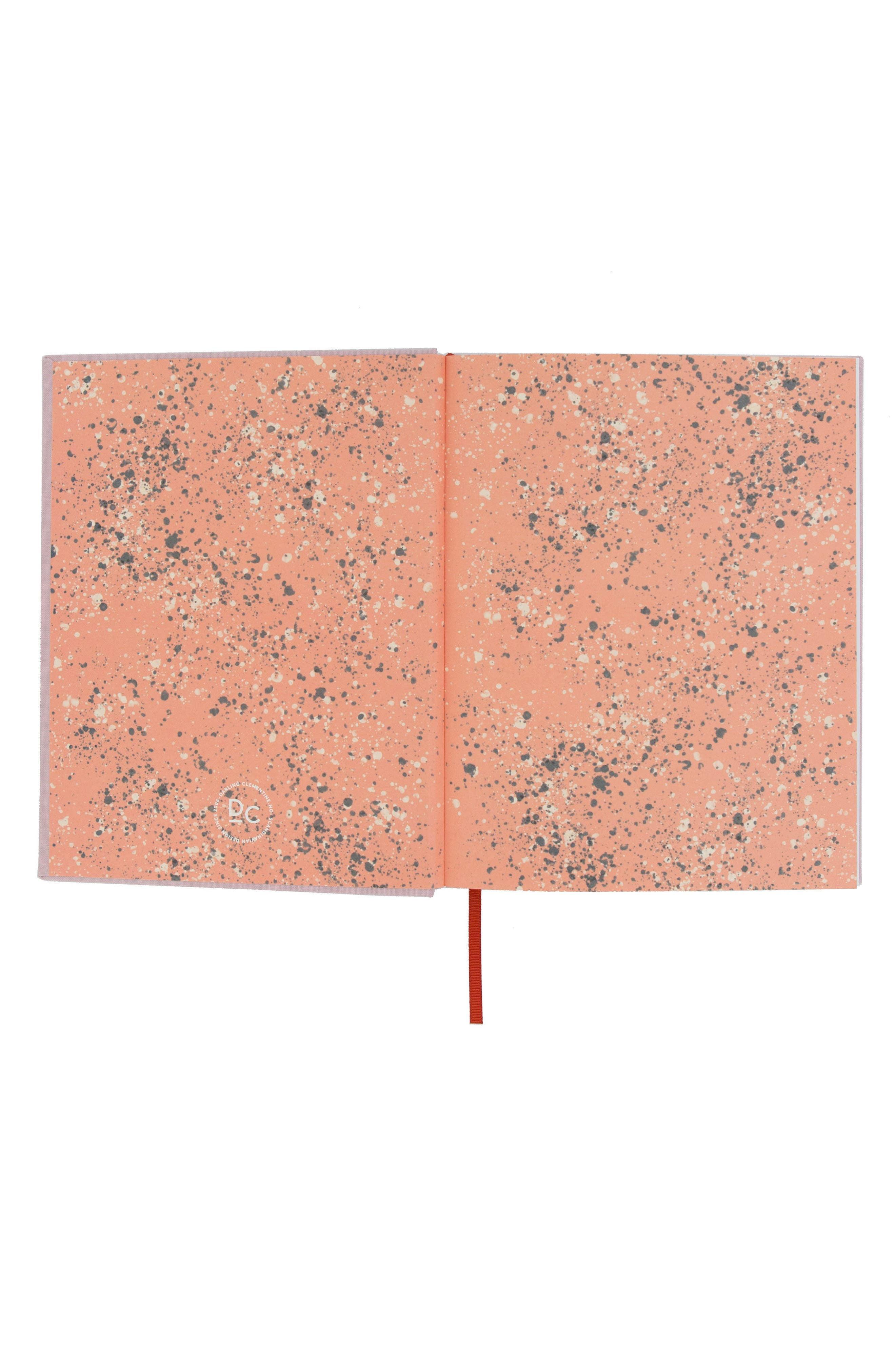 Alternate Image 2  - Darling Clementine Notes Fabric Bound Journal
