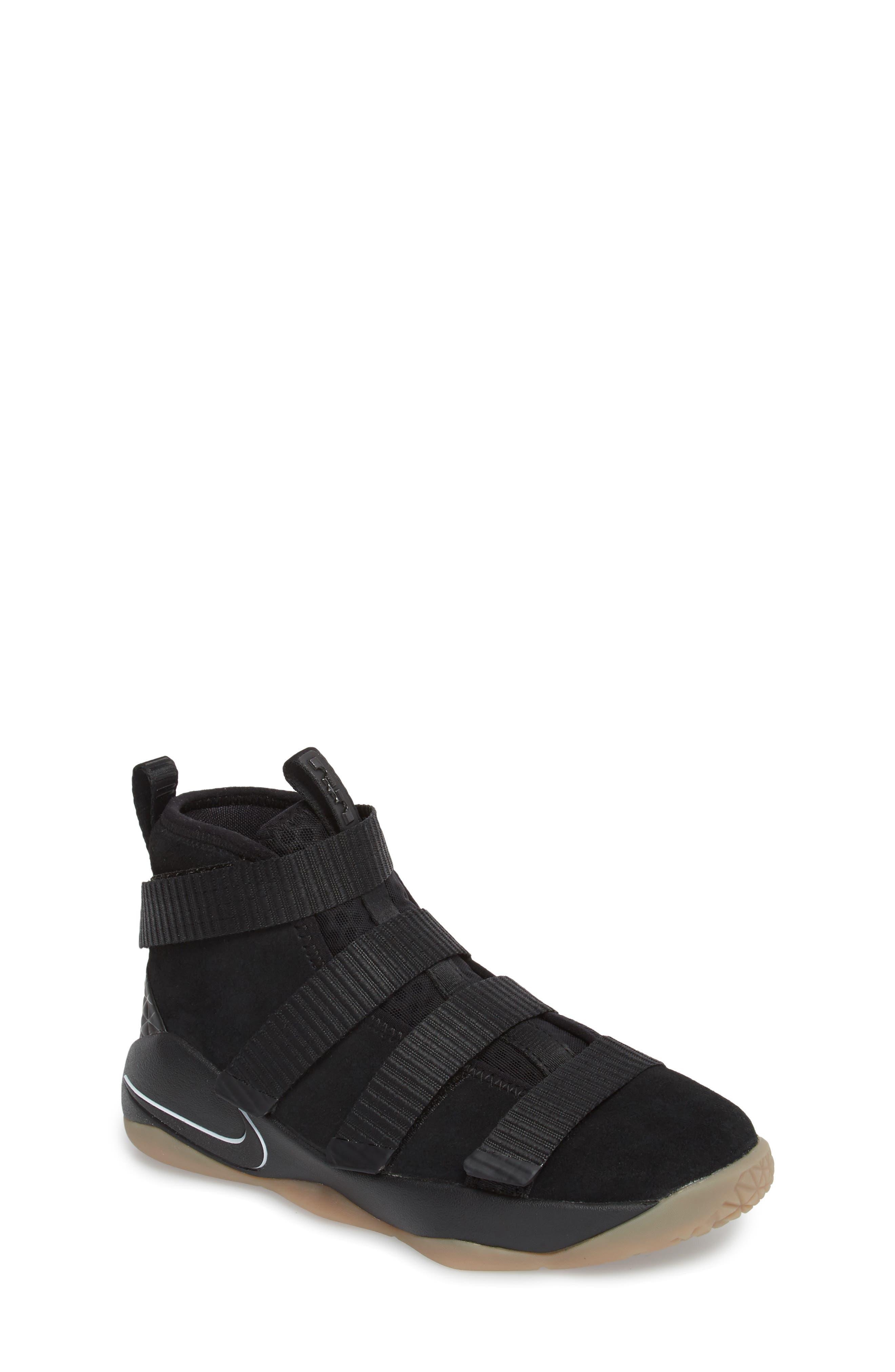 Nike LeBron Soldier XI Basketball Shoe (Toddler, Little Kid & Big Kid)