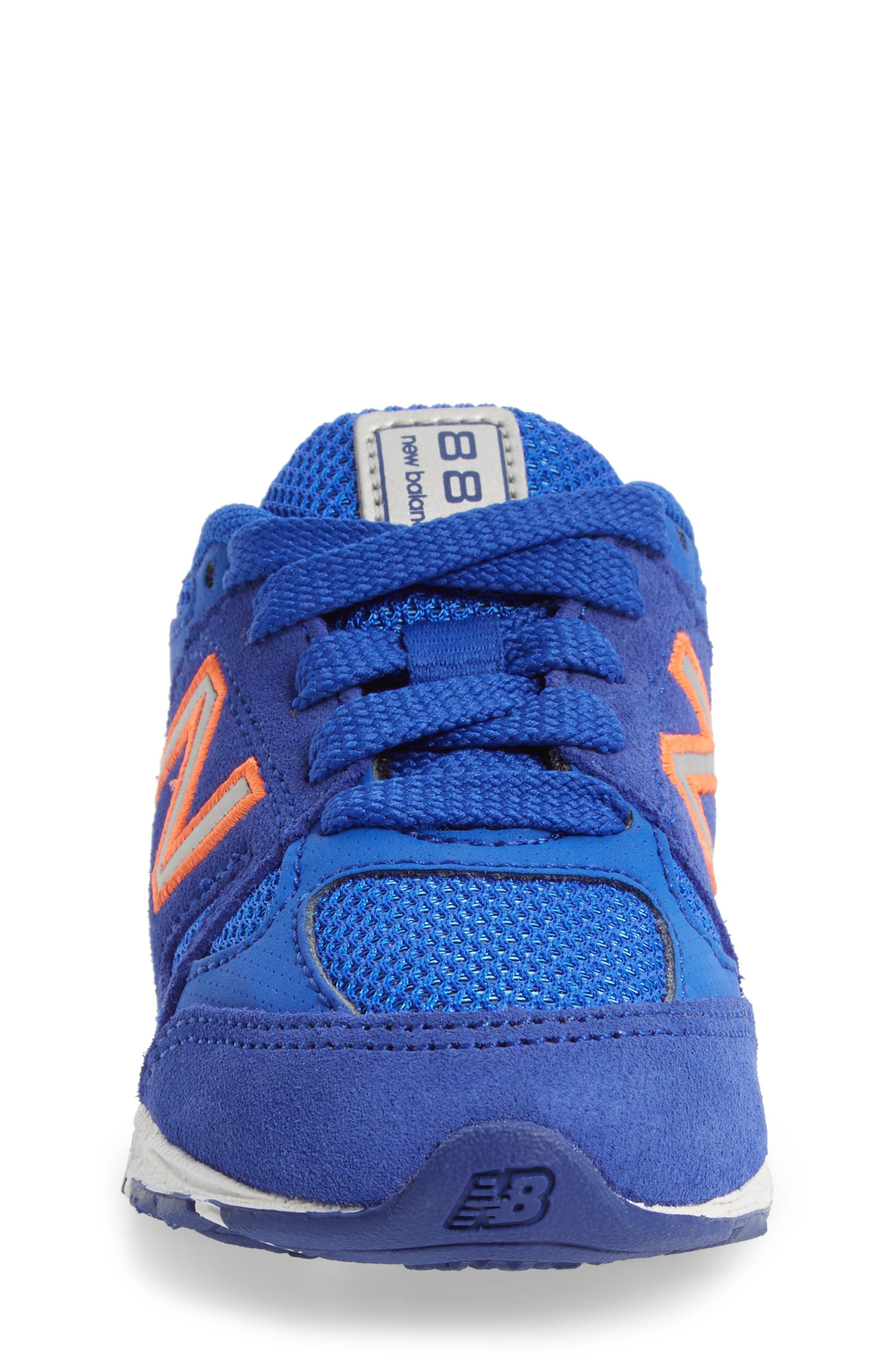 888 Sneaker,                             Alternate thumbnail 4, color,                             Pacific