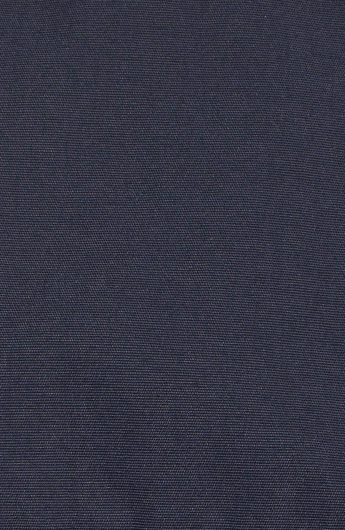 Faber Bomber Jacket,                             Alternate thumbnail 5, color,                             Polar Sea