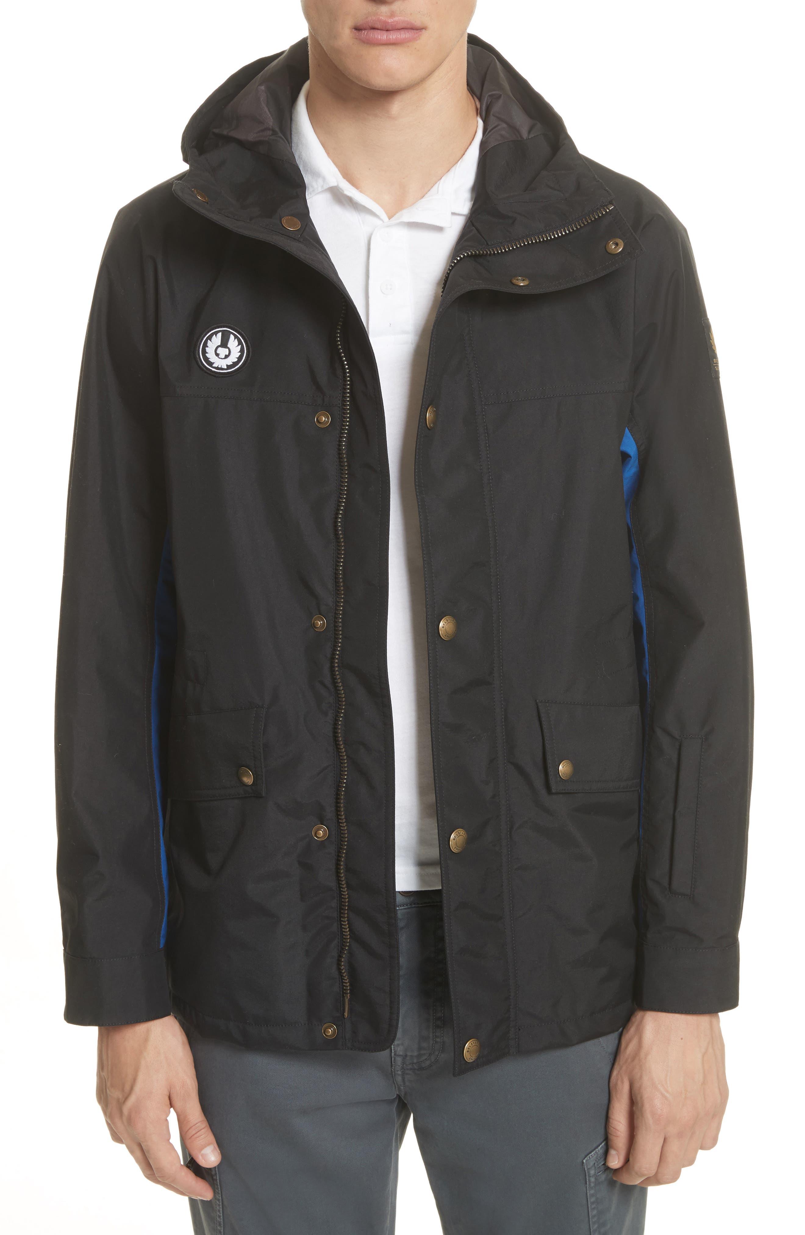 Kersbrook BXS Nylon Jacket,                             Main thumbnail 1, color,                             Black
