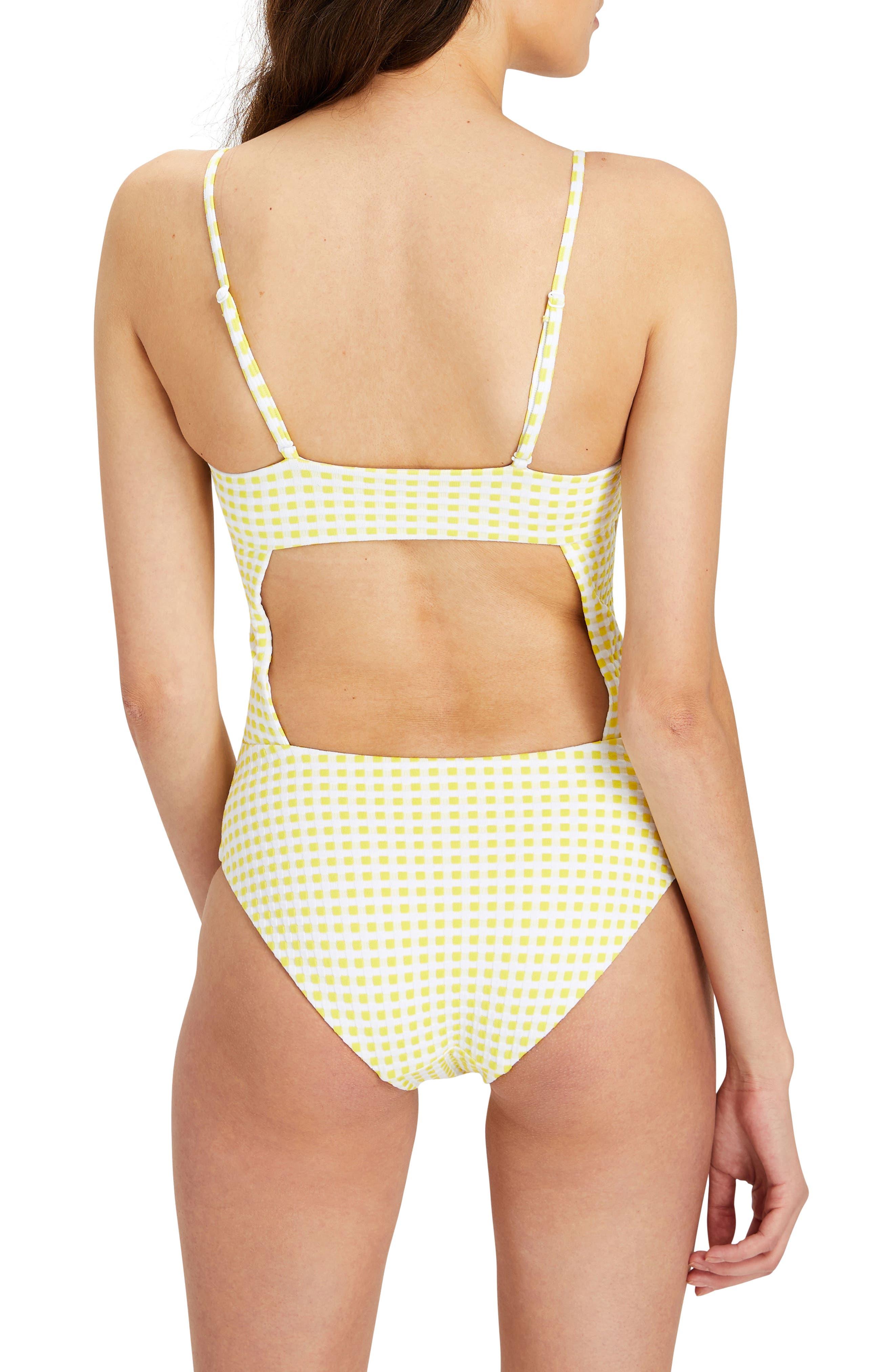 Alternate Image 3  - Onia Estelle Convertible One-Piece Swimsuit
