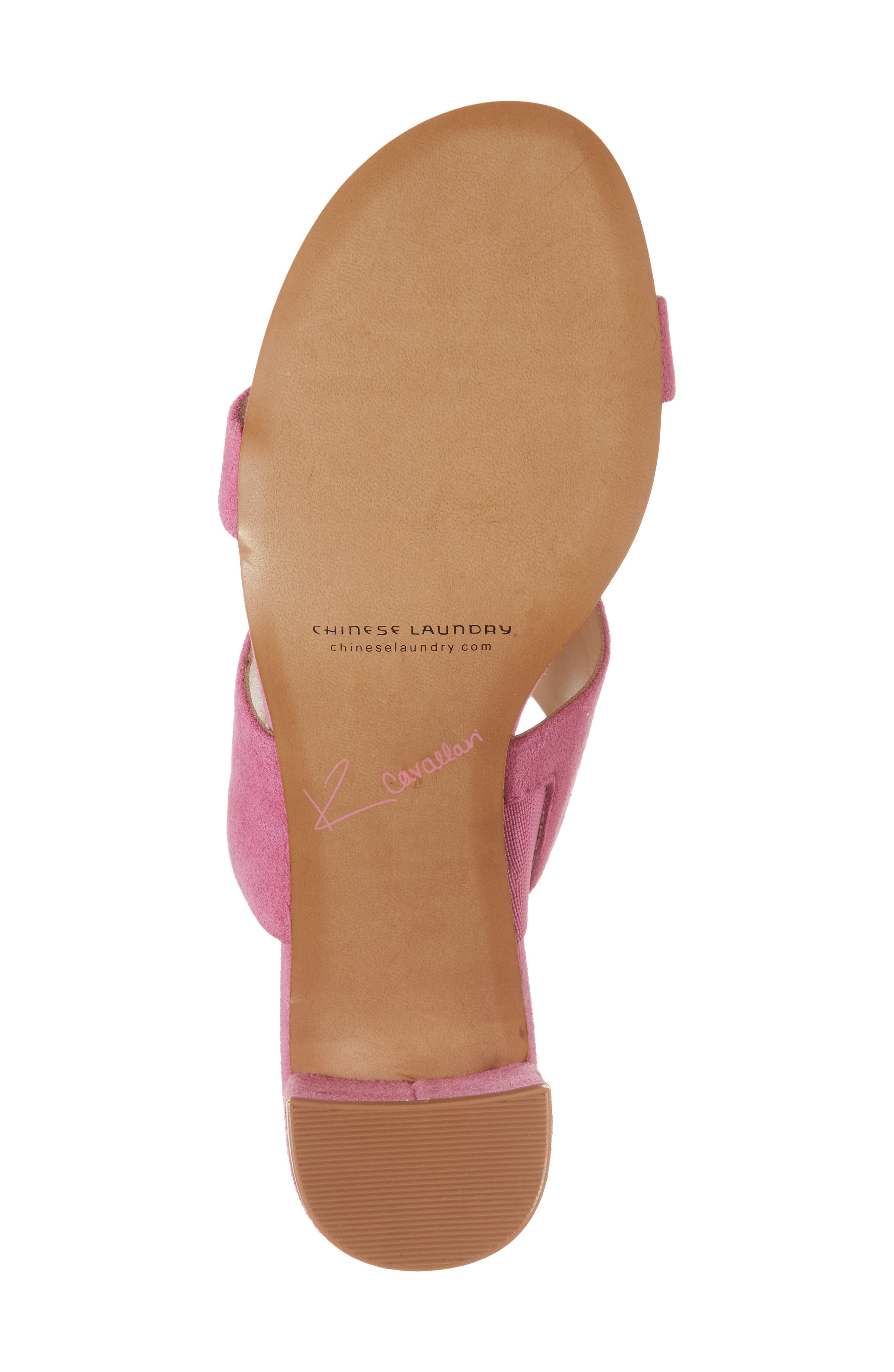 Lakeview Sandal,                             Alternate thumbnail 6, color,                             Fuchsia Suede