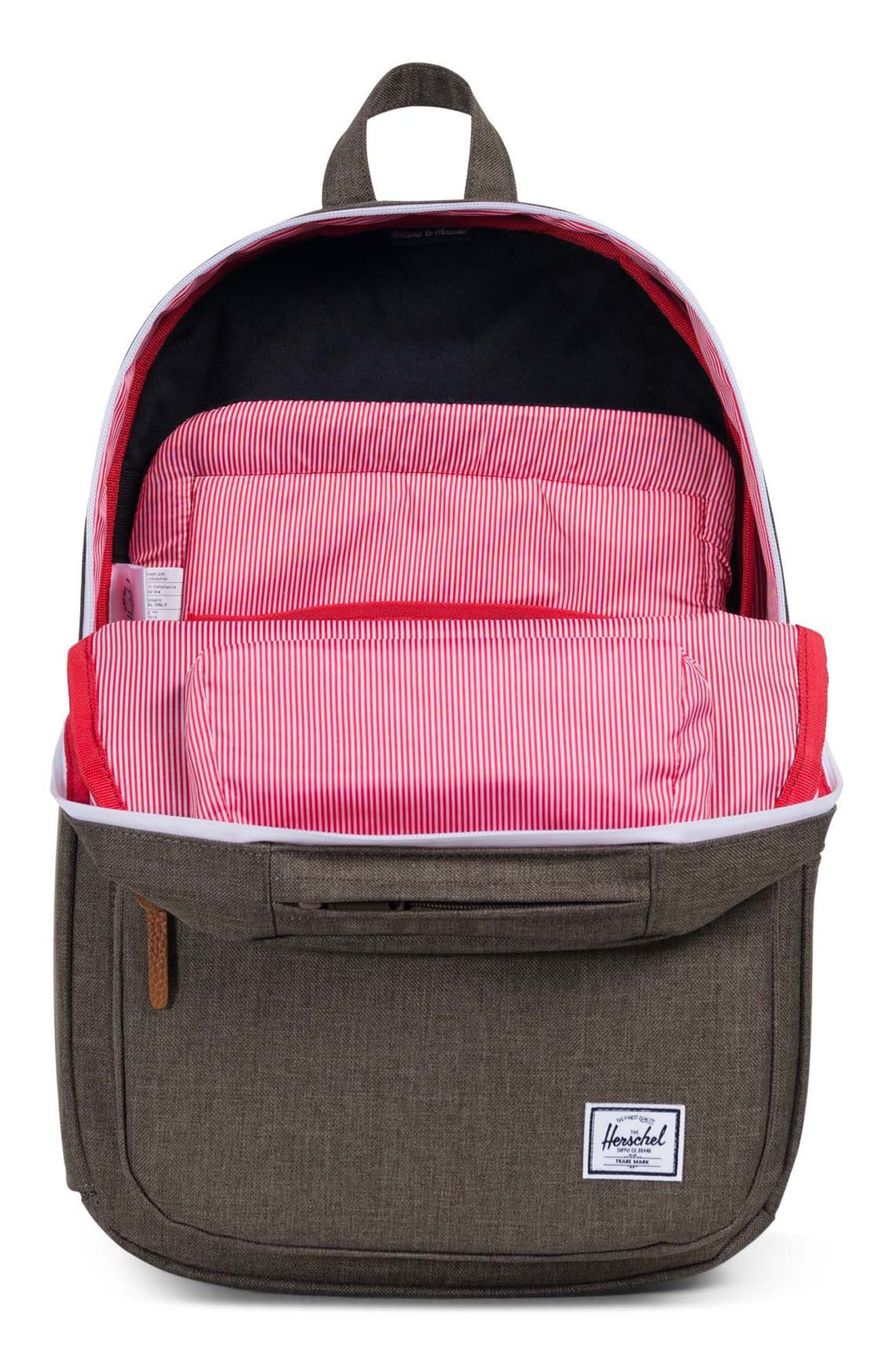 Harrison Backpack,                             Alternate thumbnail 3, color,                             Canteen Crosshatch