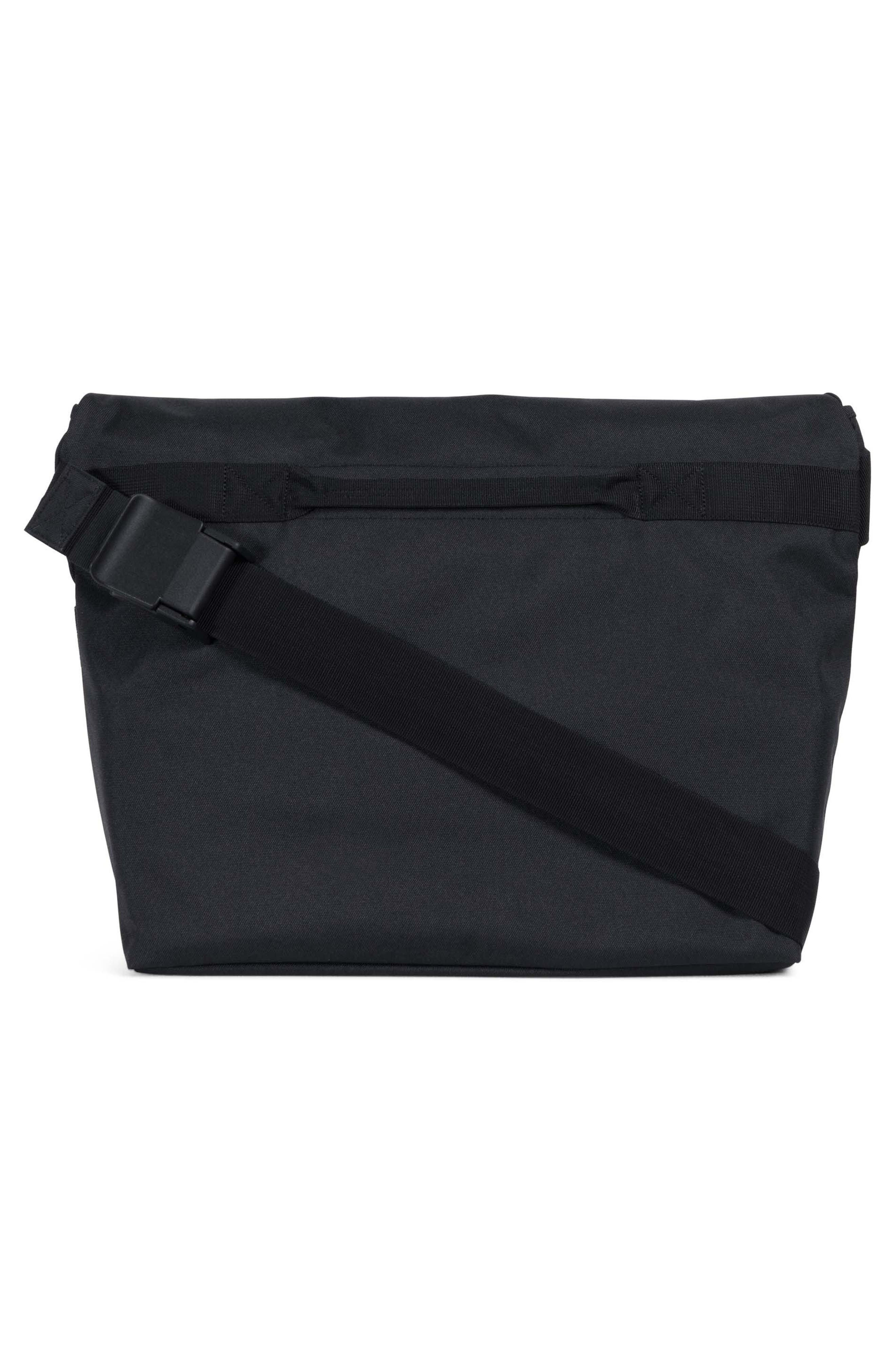 Odell Messenger Bag,                             Alternate thumbnail 2, color,                             Black