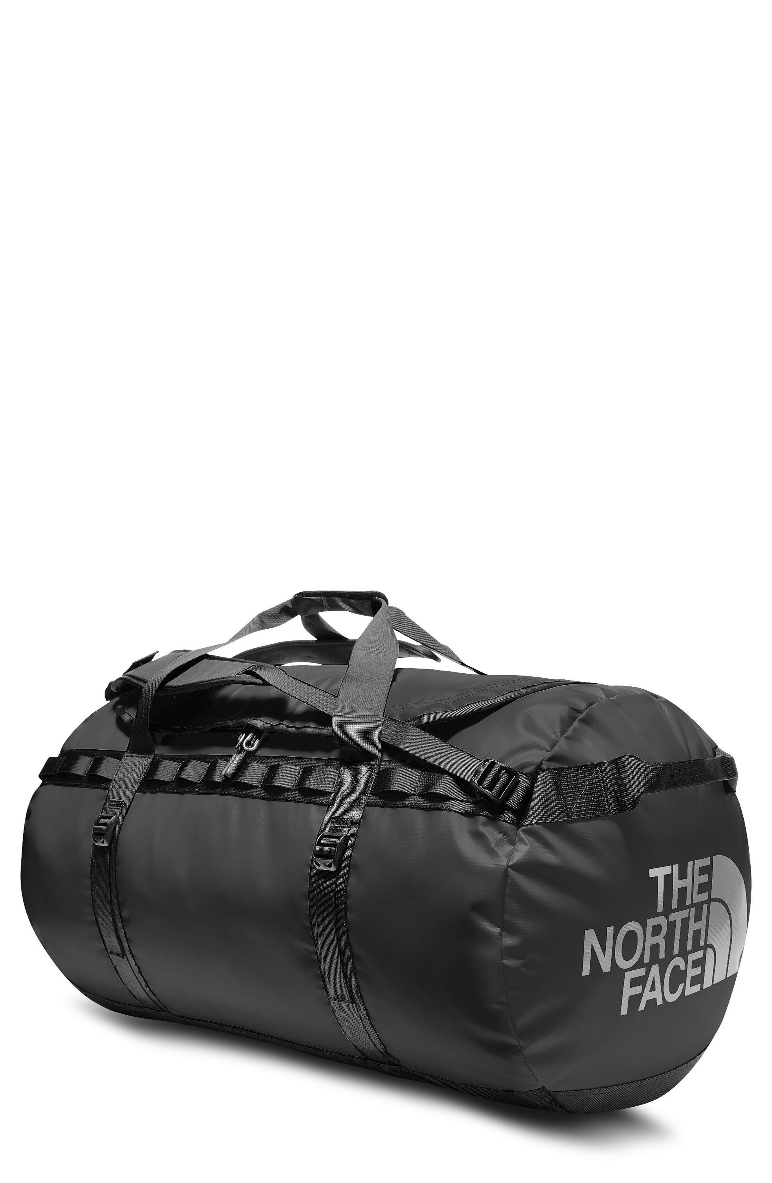 Base Camp XL Duffel Bag,                             Main thumbnail 1, color,                             Tnf Black