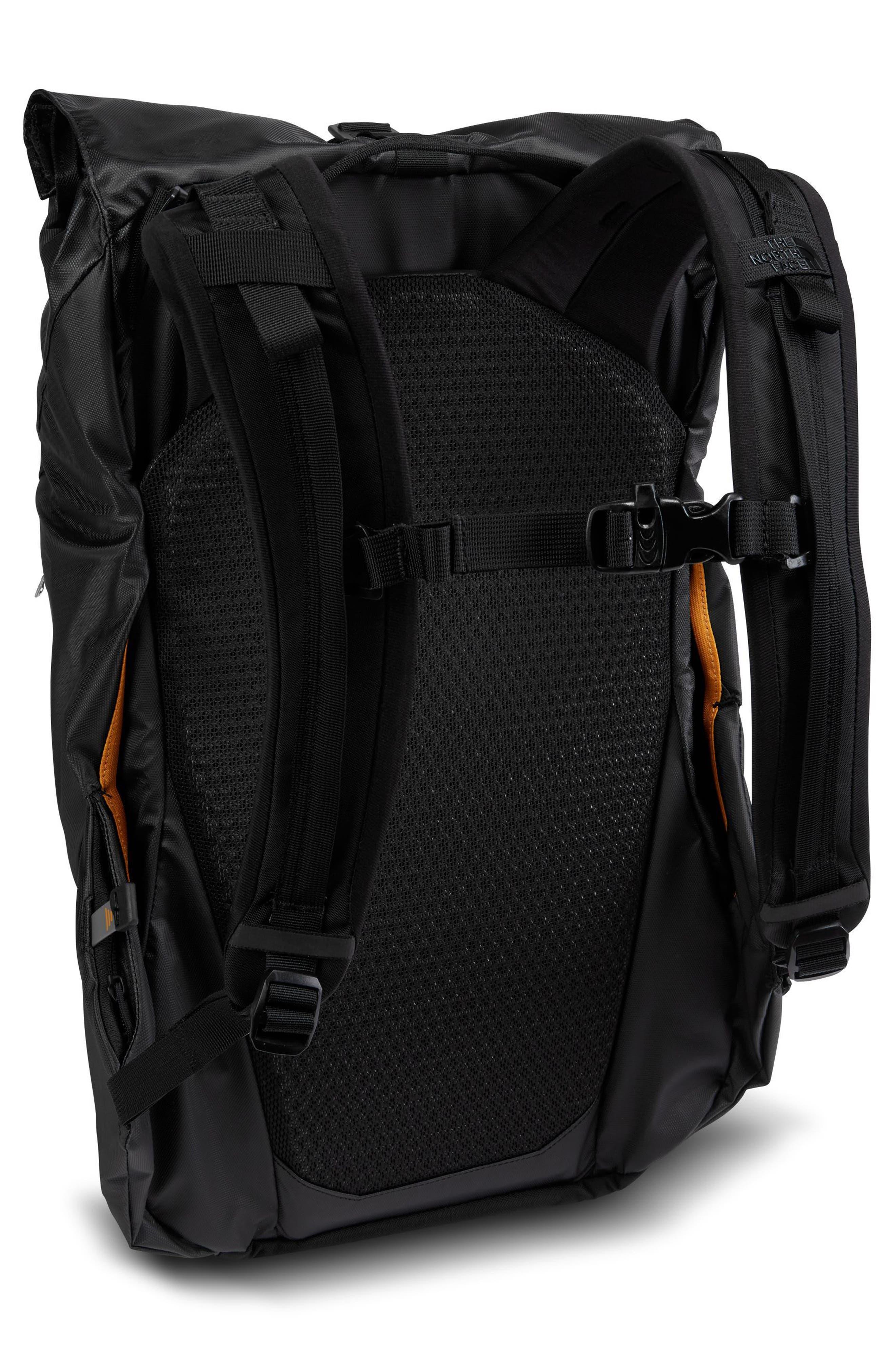 Itinerant Backpack,                             Alternate thumbnail 2, color,                             Tnf Black