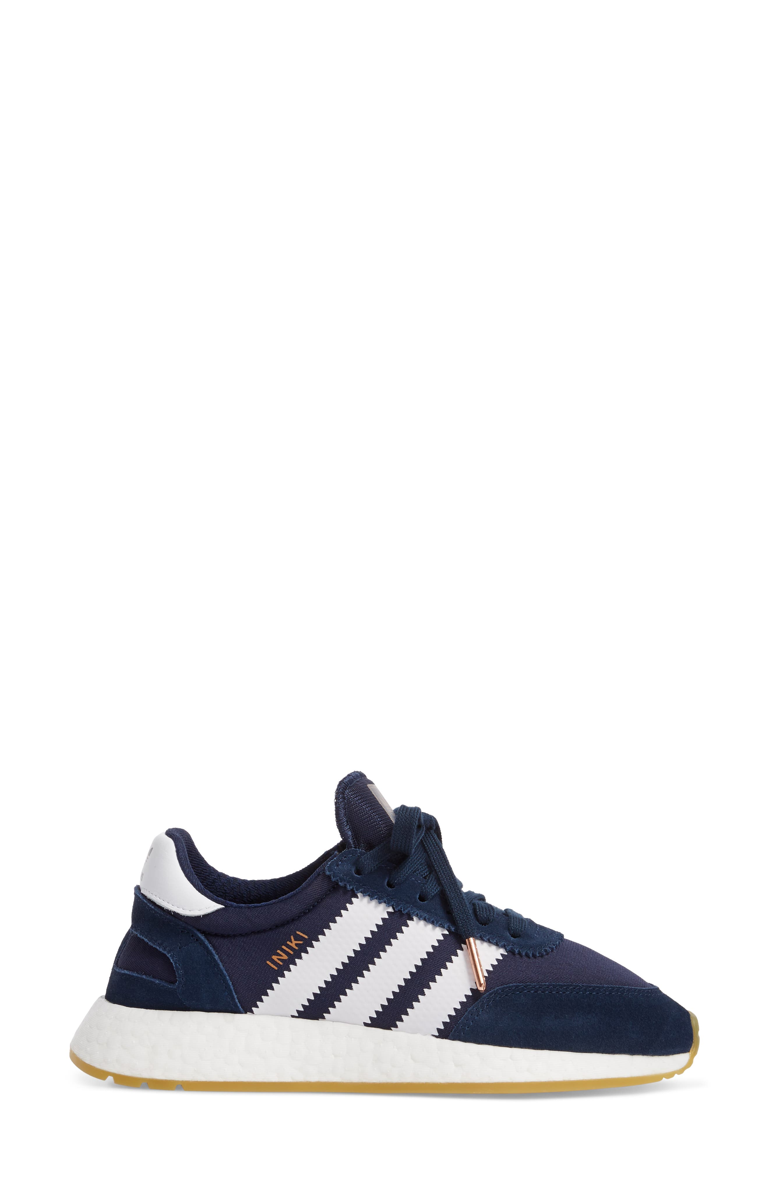 I-5923 Sneaker,                             Alternate thumbnail 3, color,                             Navy/ White/ Gum