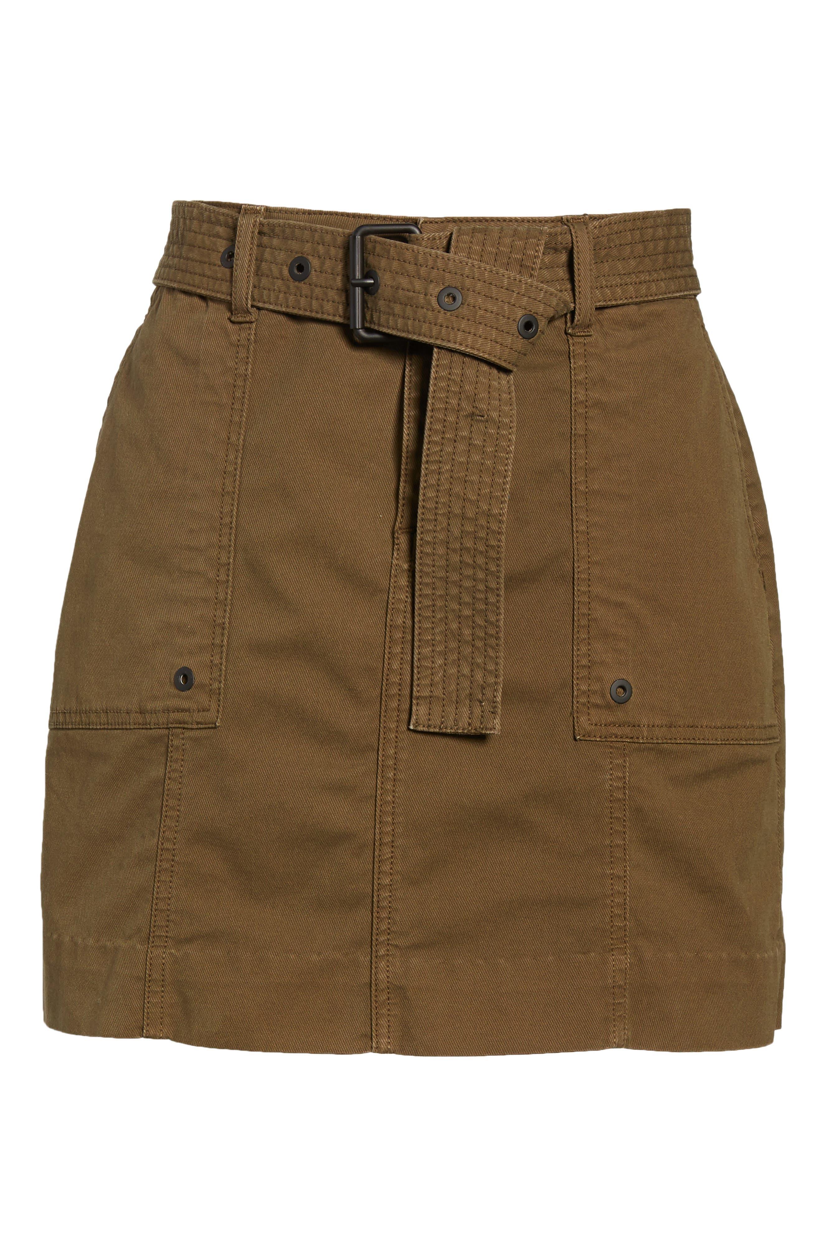 Parker Utility Skirt,                             Alternate thumbnail 6, color,                             Driftless