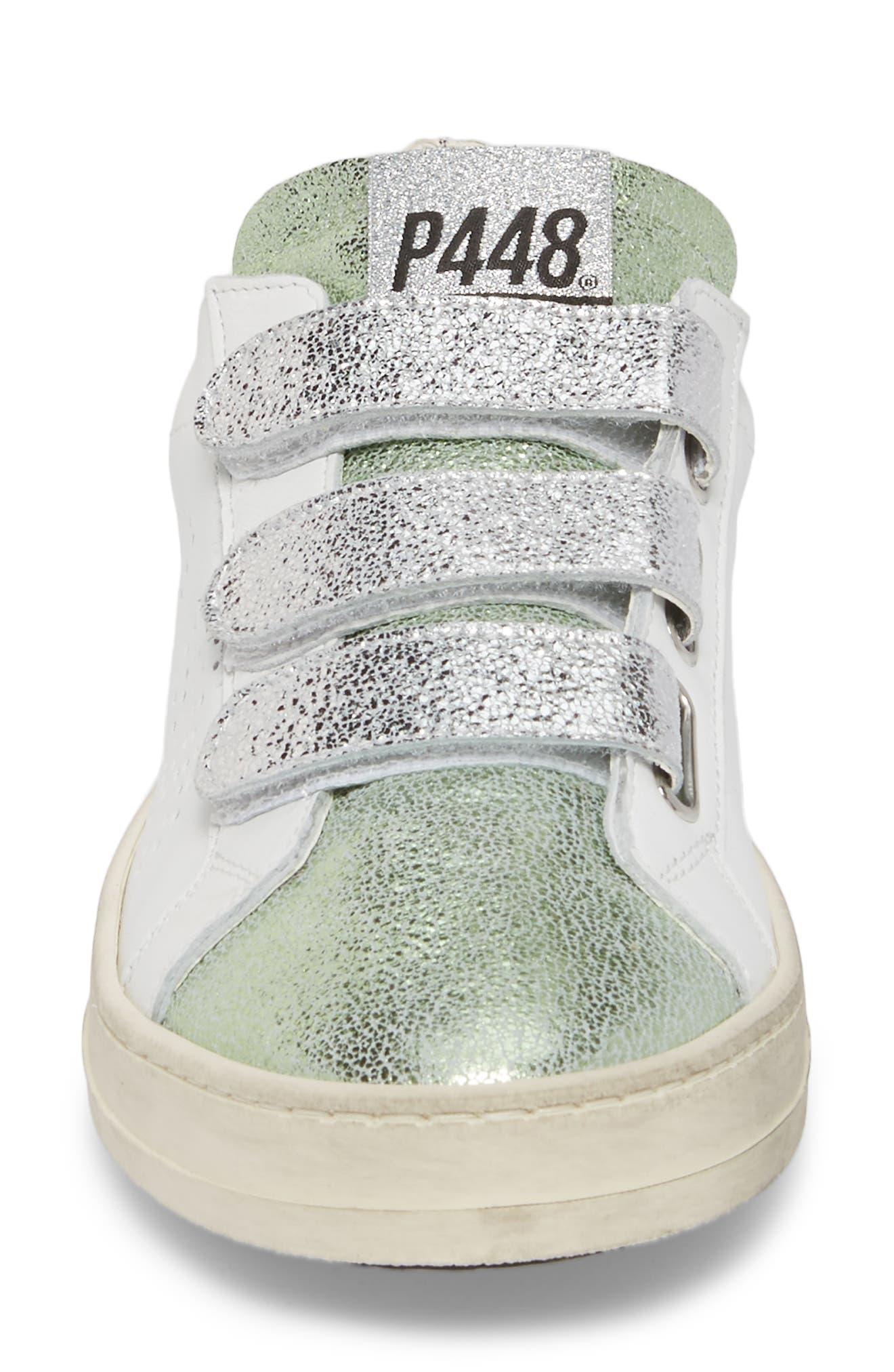Ralph Sneaker,                             Alternate thumbnail 4, color,                             Green