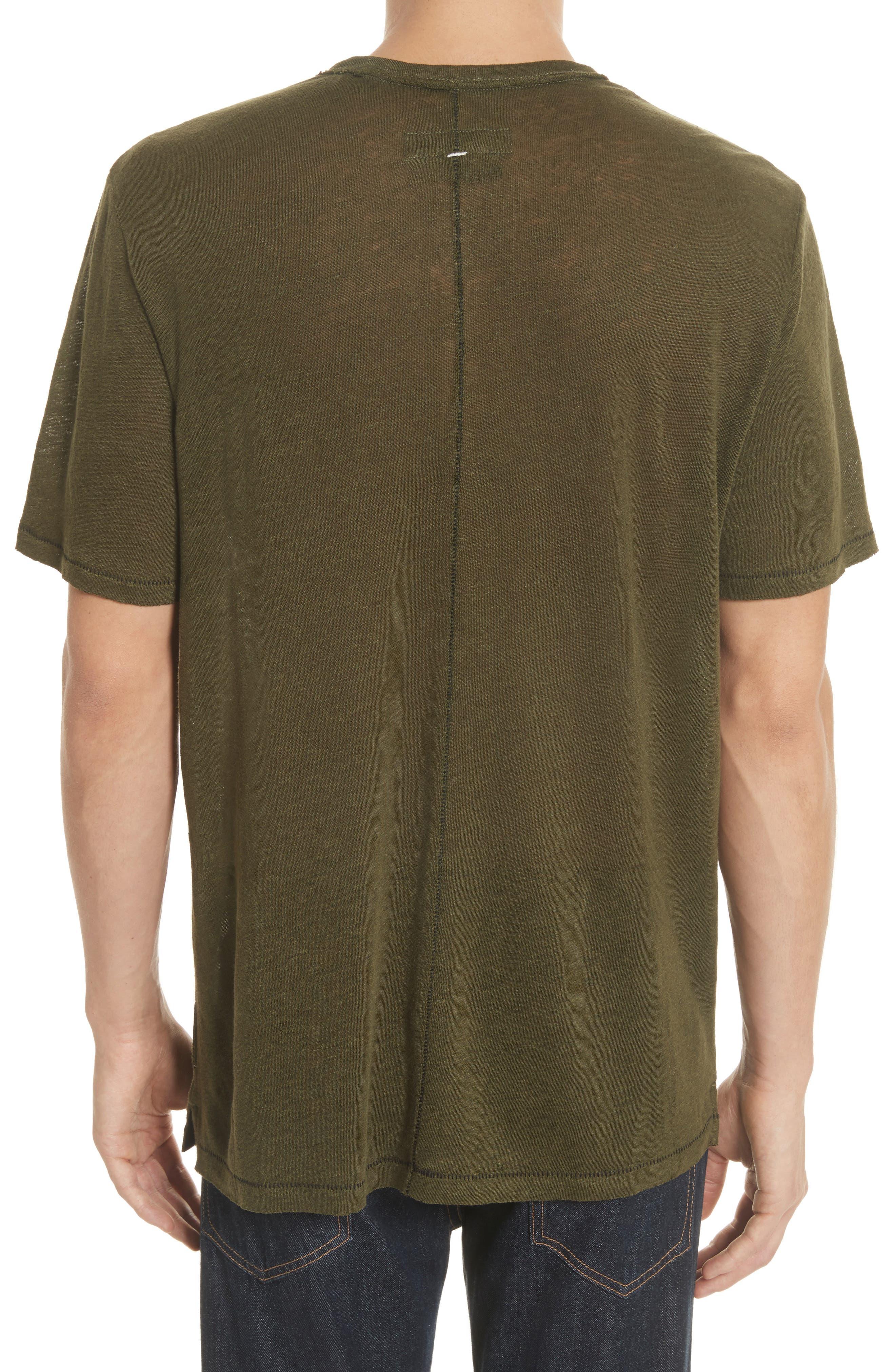 Owen T-Shirt,                             Alternate thumbnail 2, color,                             Army