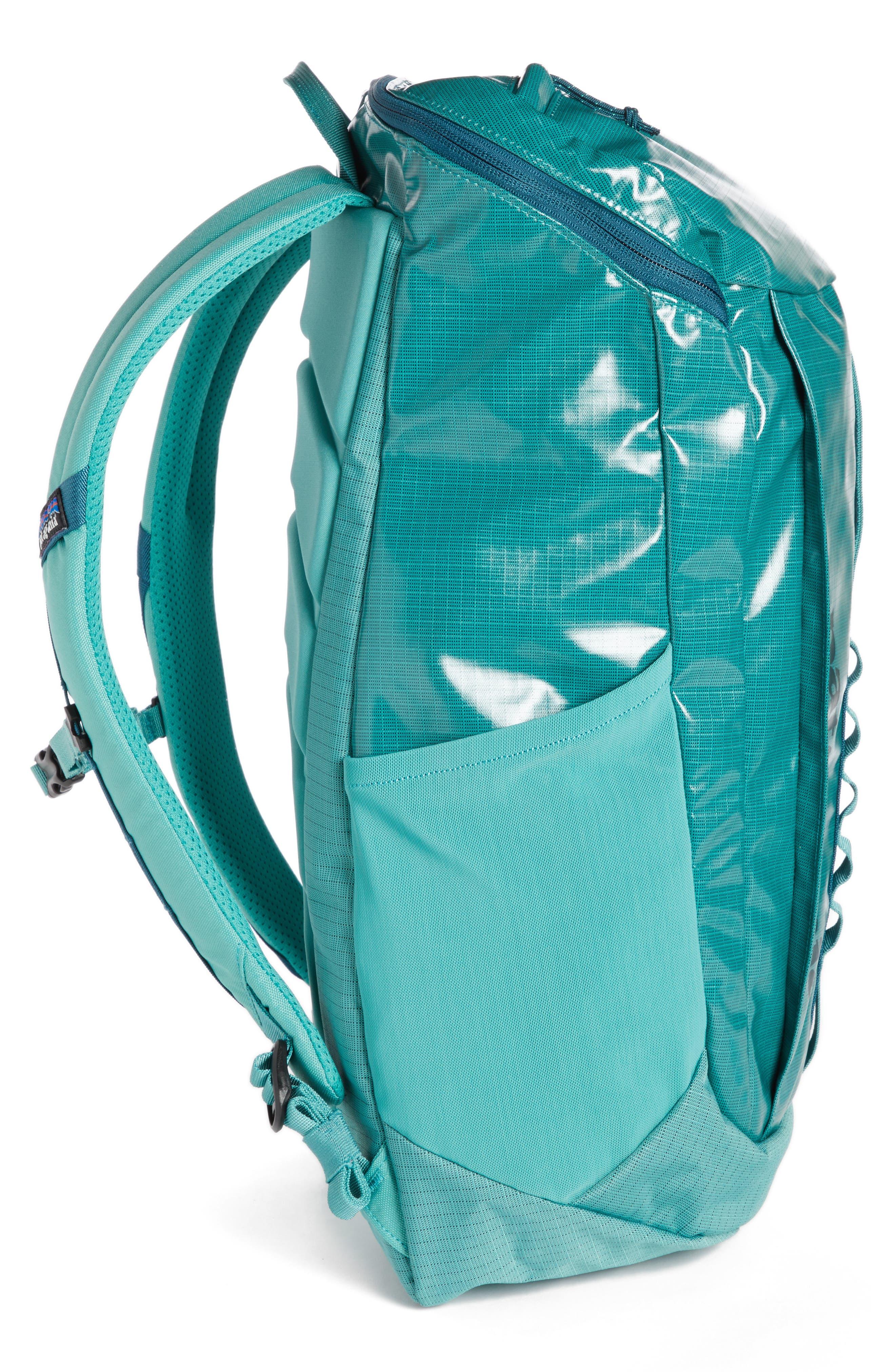 Black Hole 25L Backpack,                             Alternate thumbnail 4, color,                             Beryl Green