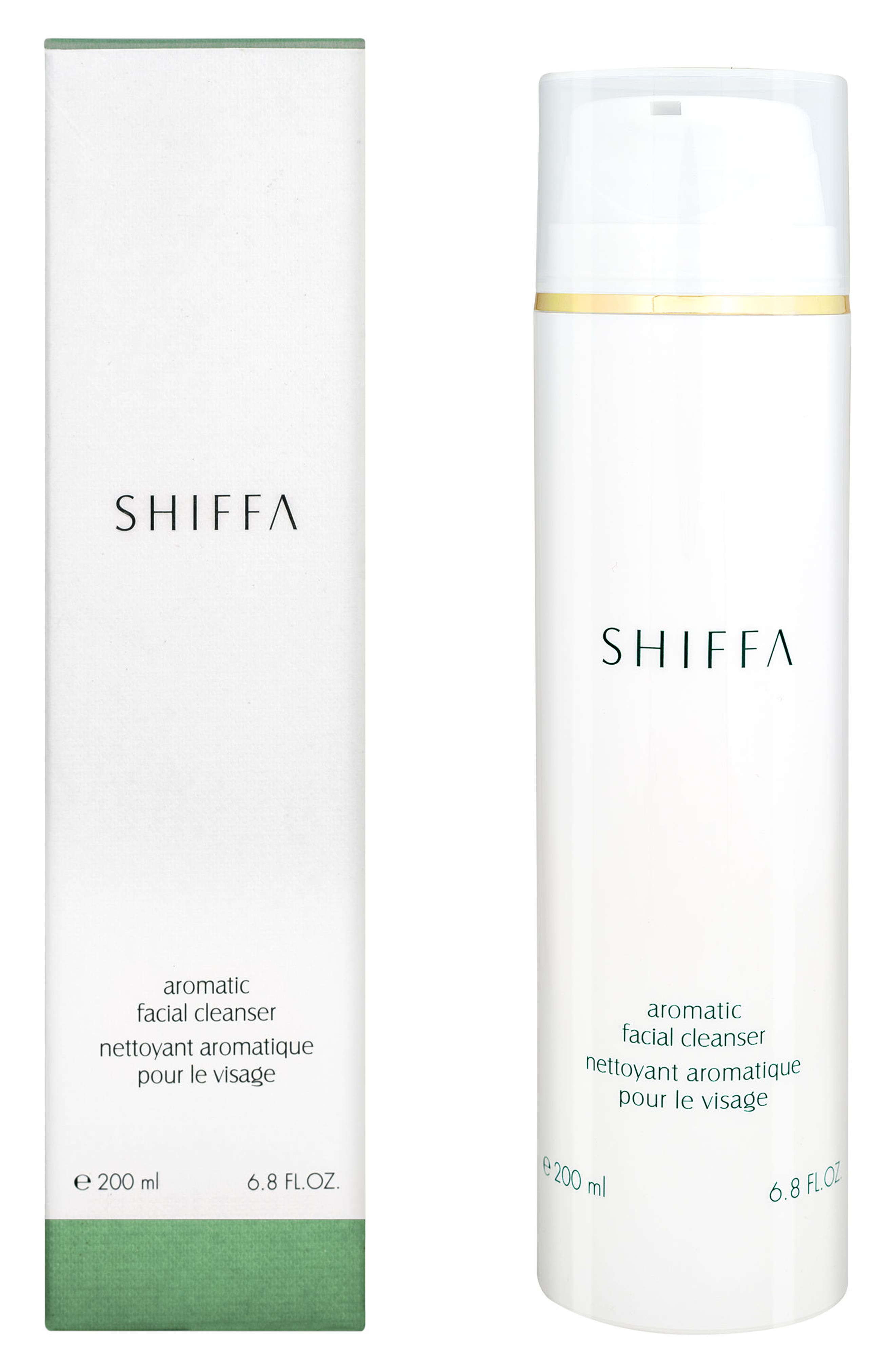 Shiffa Aromatic Facial Cleanser