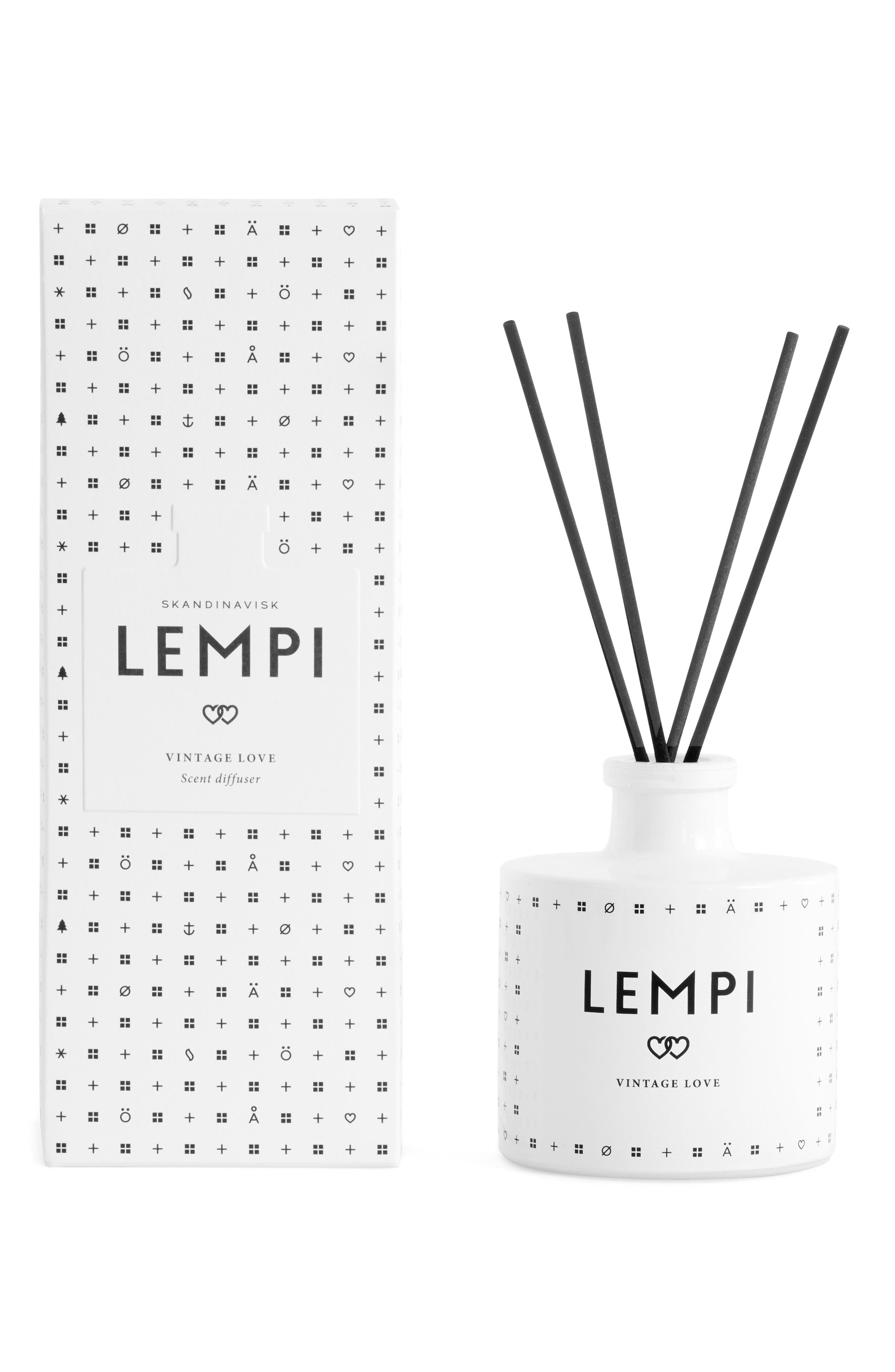 Reed Diffuser,                         Main,                         color, White