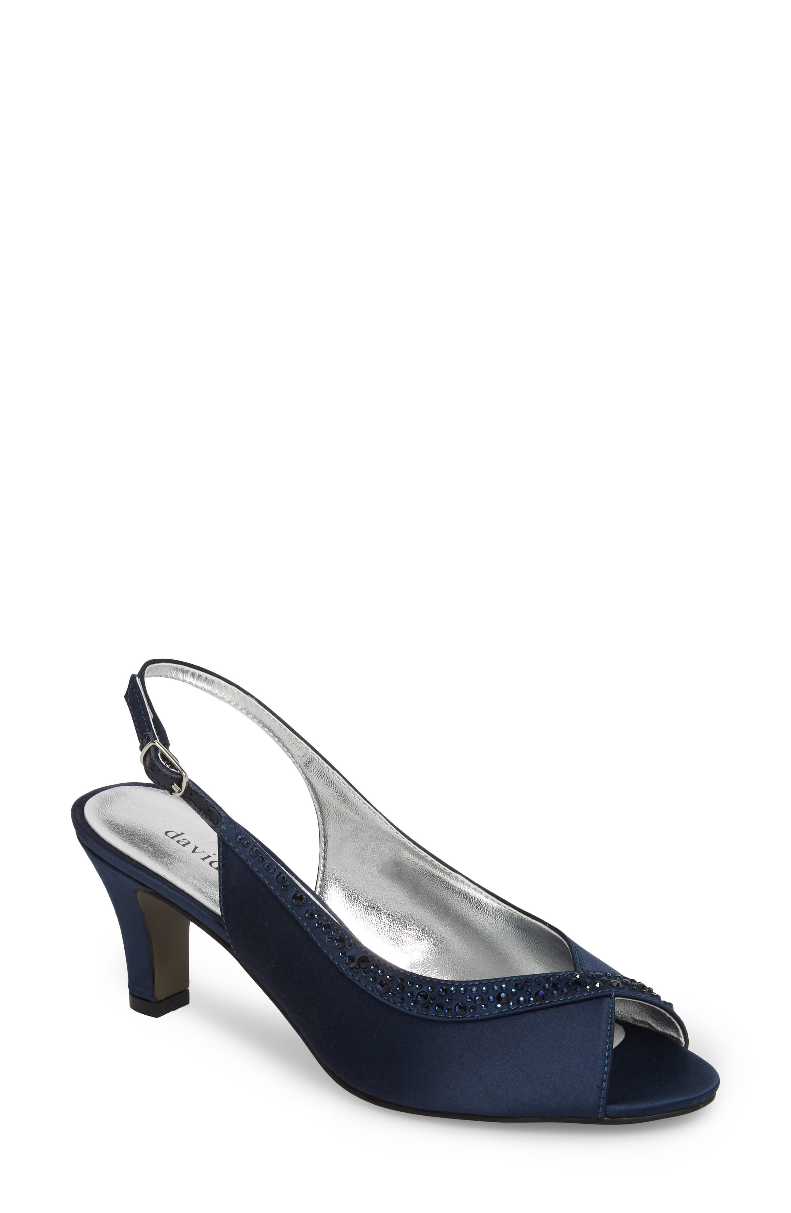David Tate Dainty Slingback Sandal (Women)