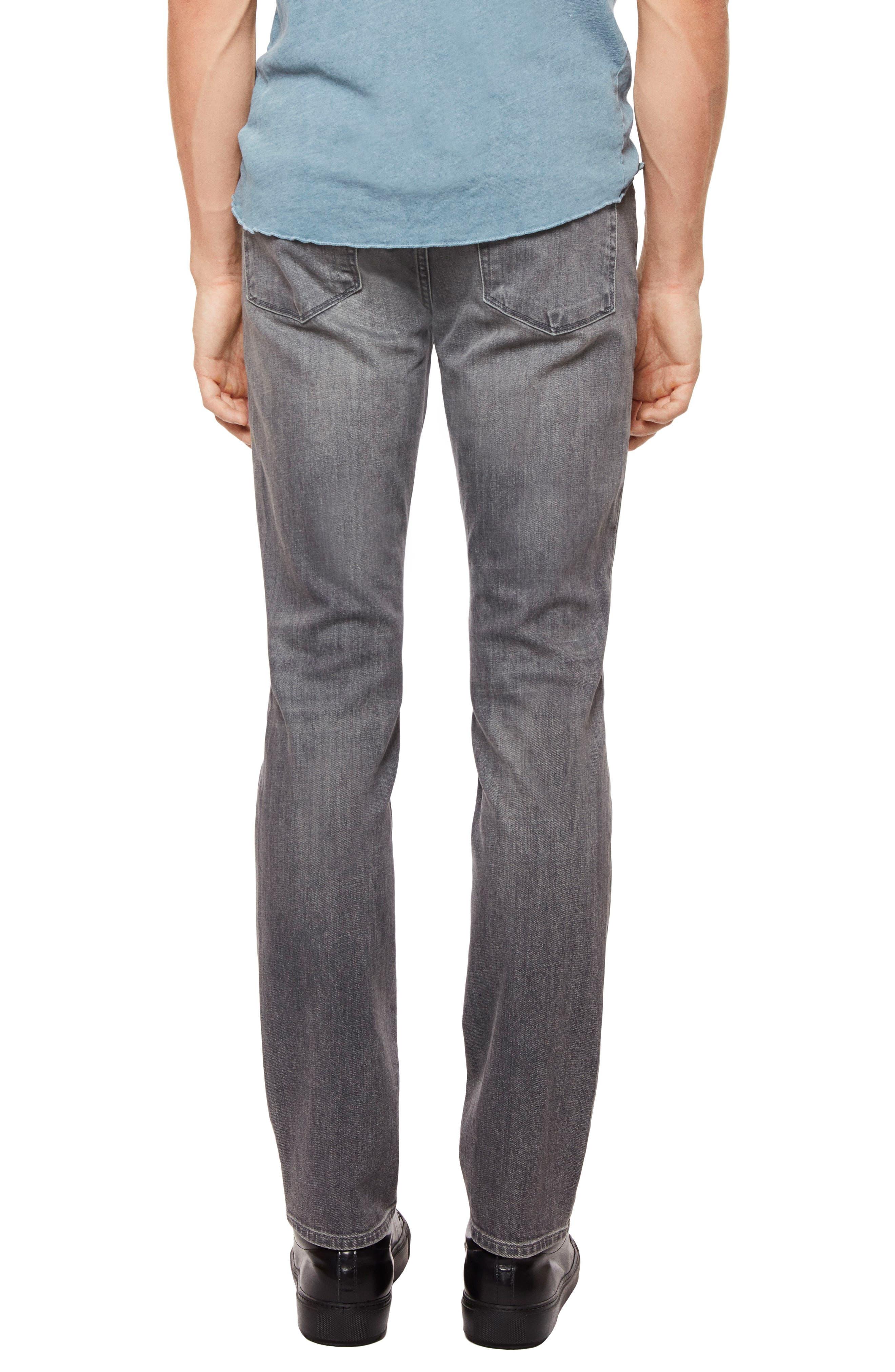 Tyler Slim Fit Jeans,                             Alternate thumbnail 2, color,                             Tributary