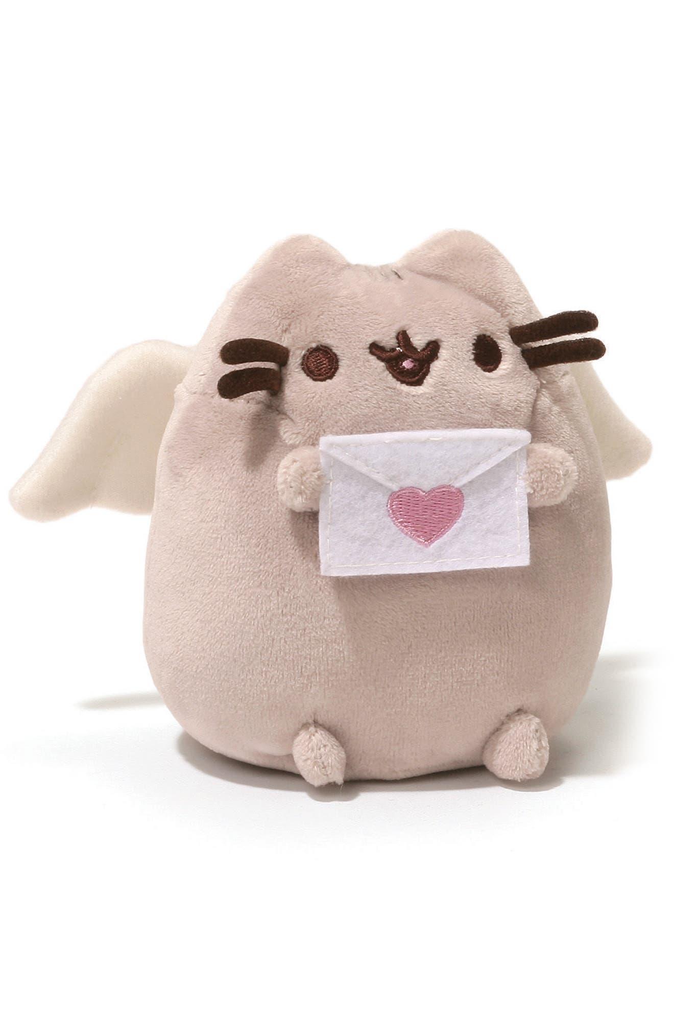 Gund Cupid Pusheen Plush Doll