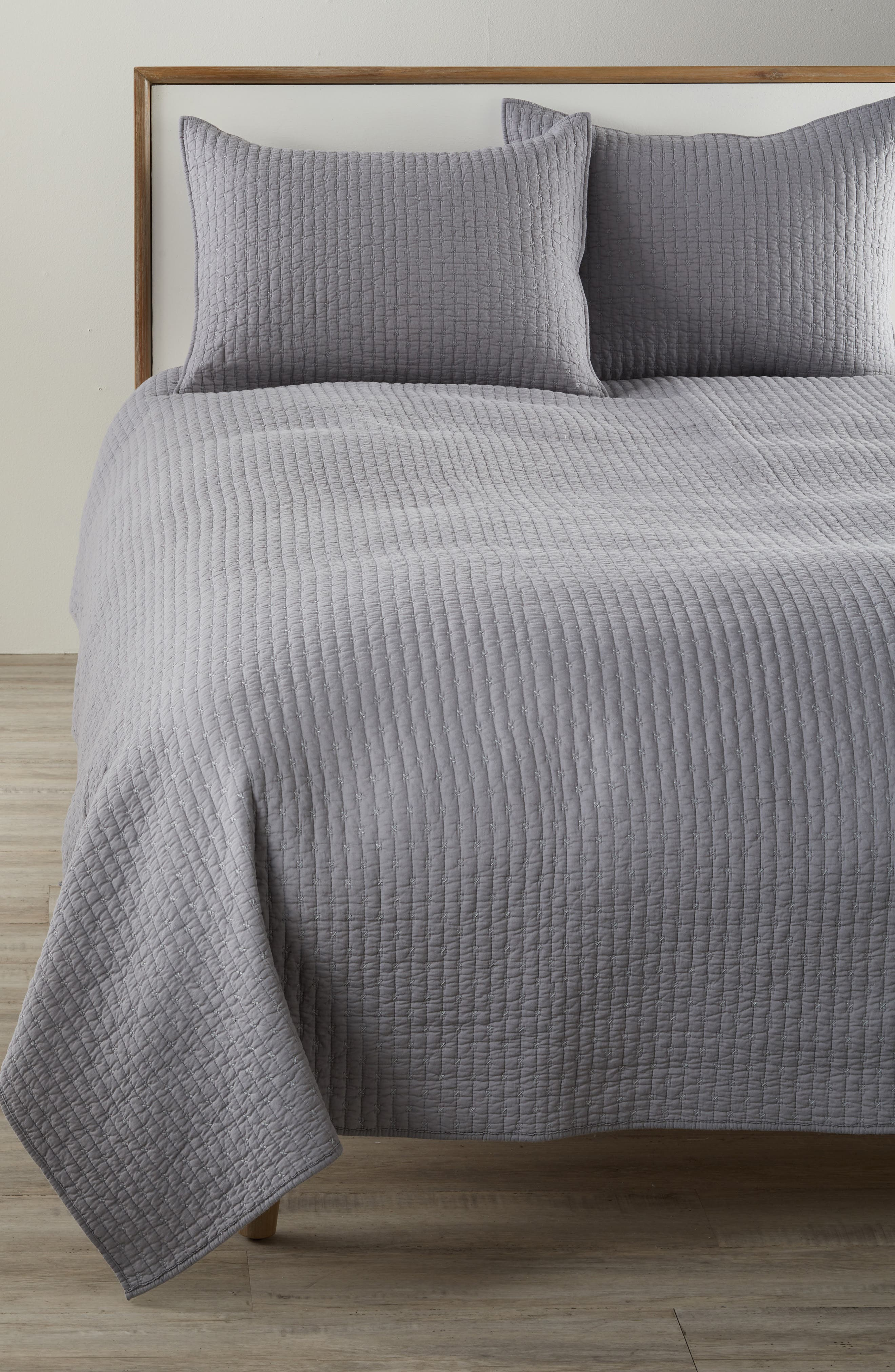Mercer Quilt,                         Main,                         color, Grey Multi