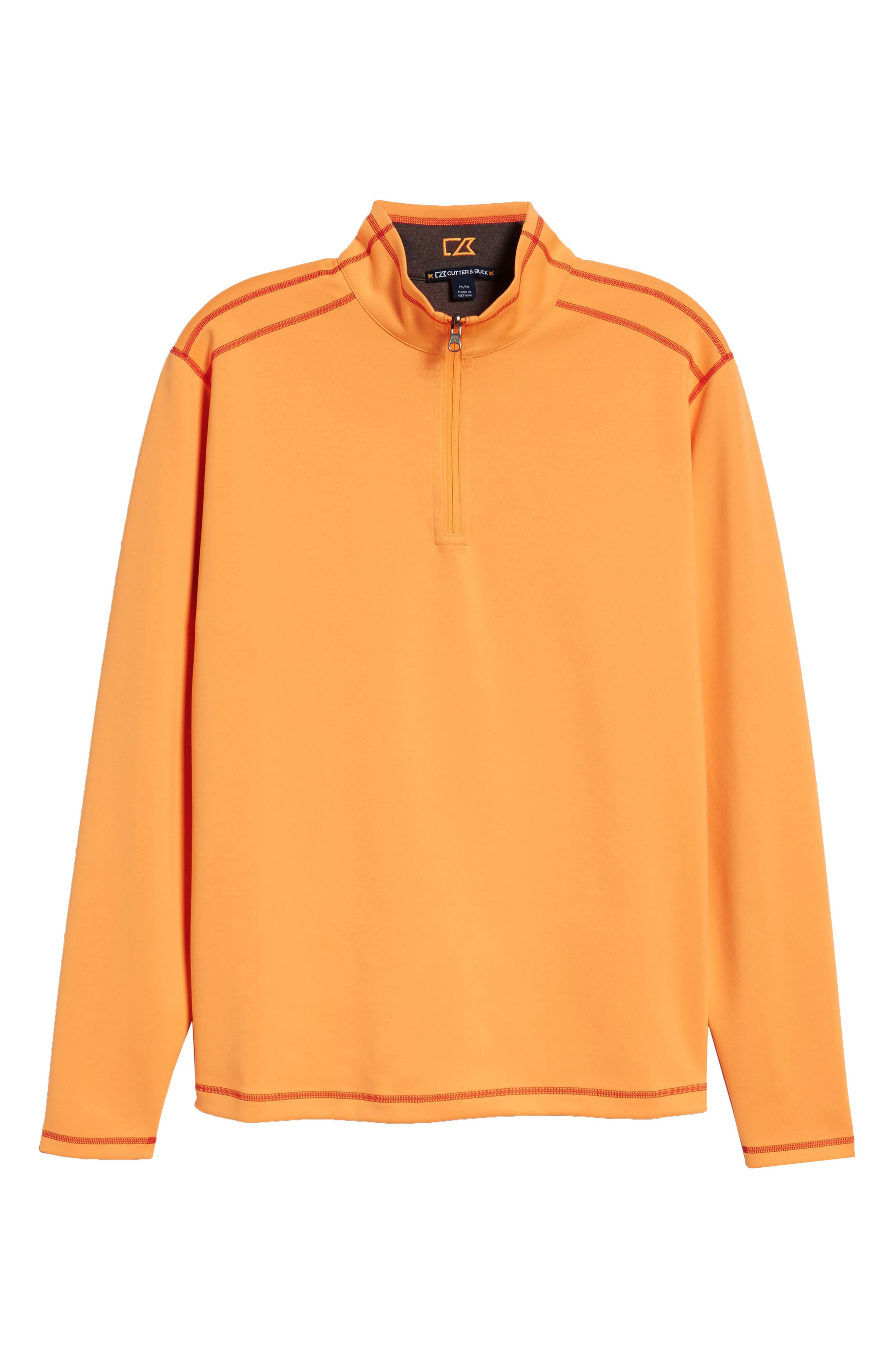 Evergreen Classic Fit DryTec Reversible Half Zip Pullover,                             Alternate thumbnail 6, color,                             Clarity