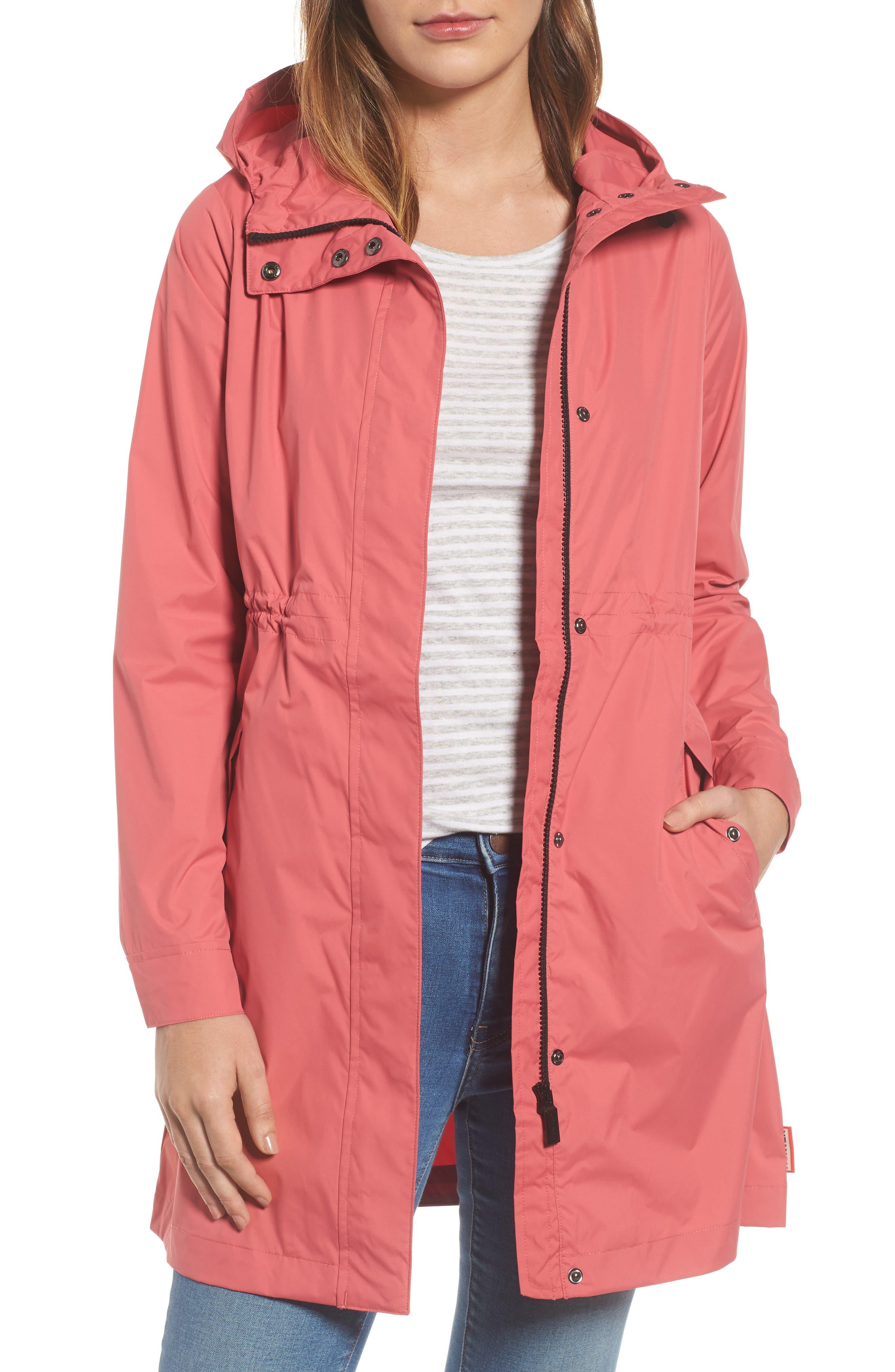 Original Packable Smock Jacket,                         Main,                         color, Peony