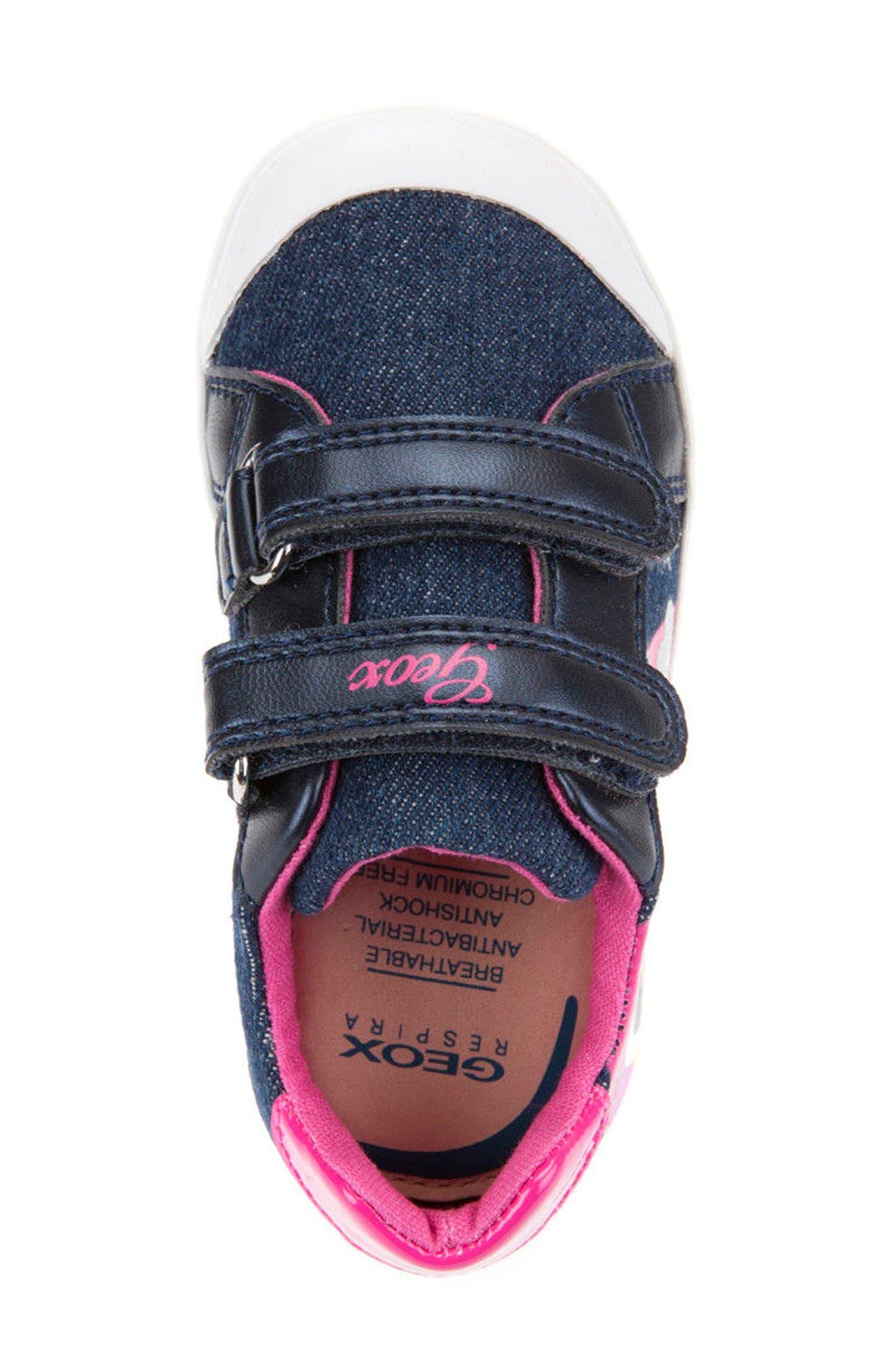Kilwi Low Top Sneaker,                             Alternate thumbnail 5, color,                             Avio/ Multicolor