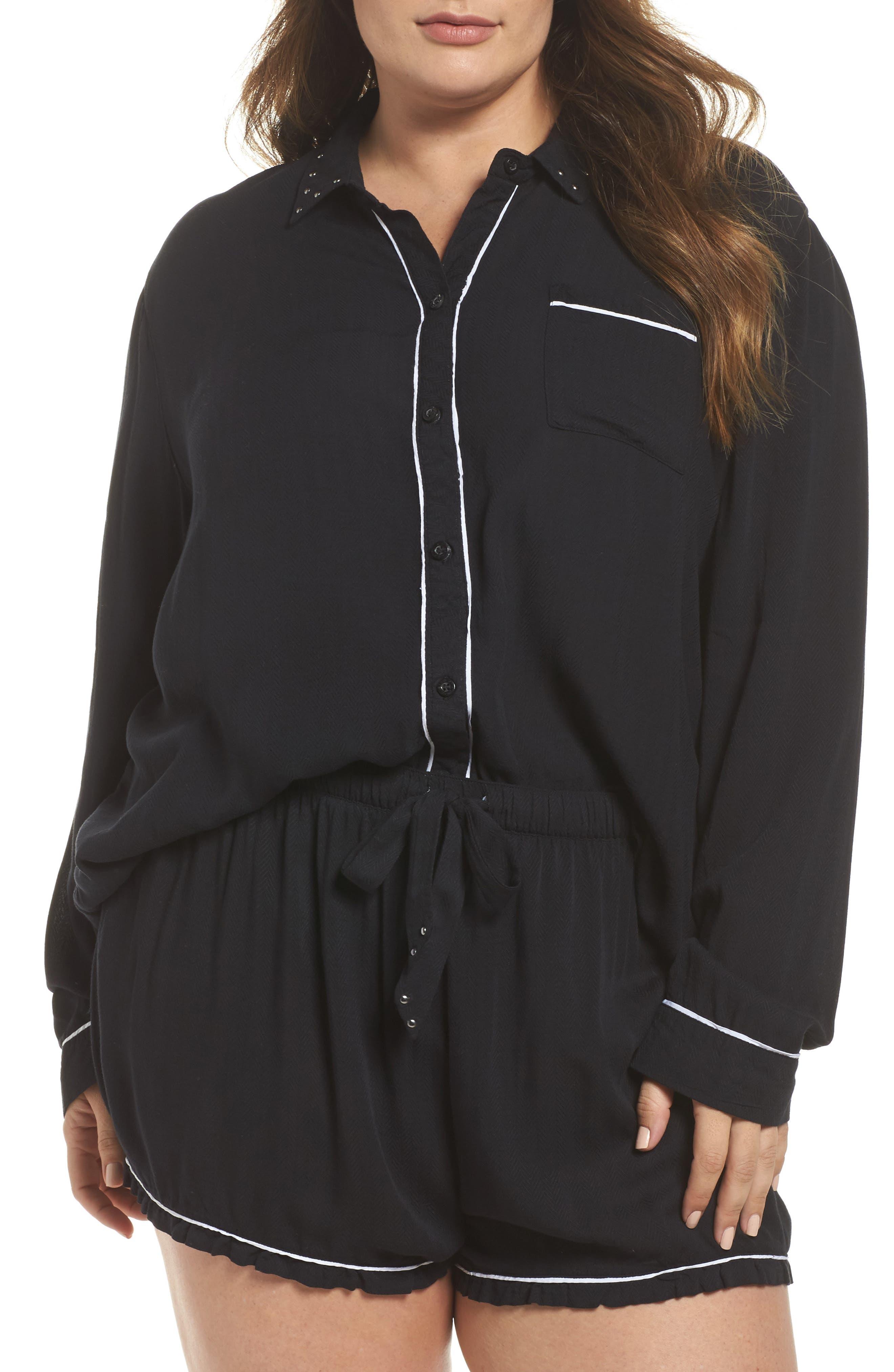 PJ Salvage Short Pajamas (Plus Size)