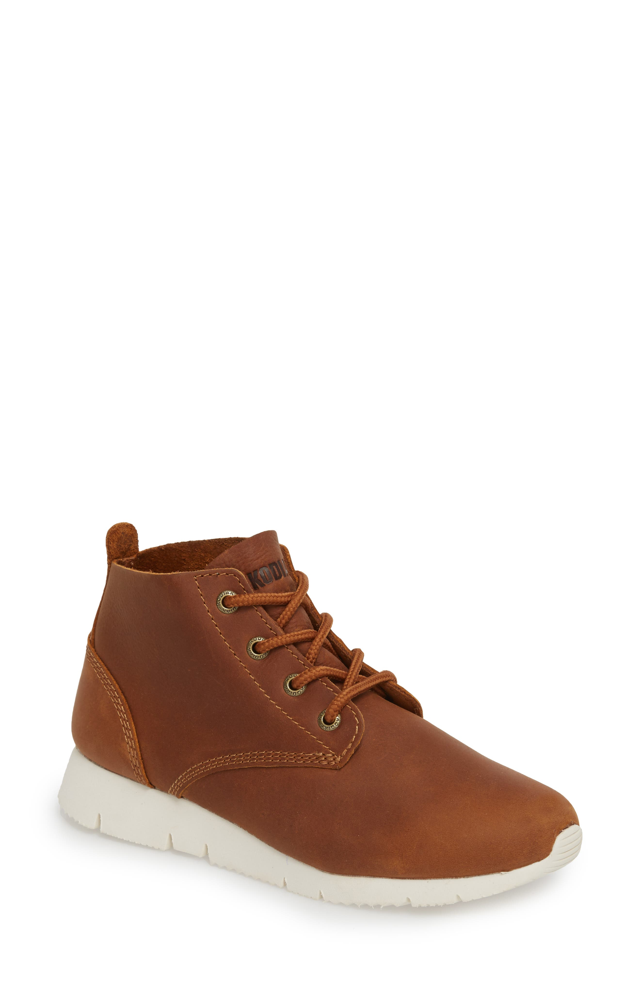 Chukka Boot,                             Main thumbnail 1, color,                             Peanut Leather