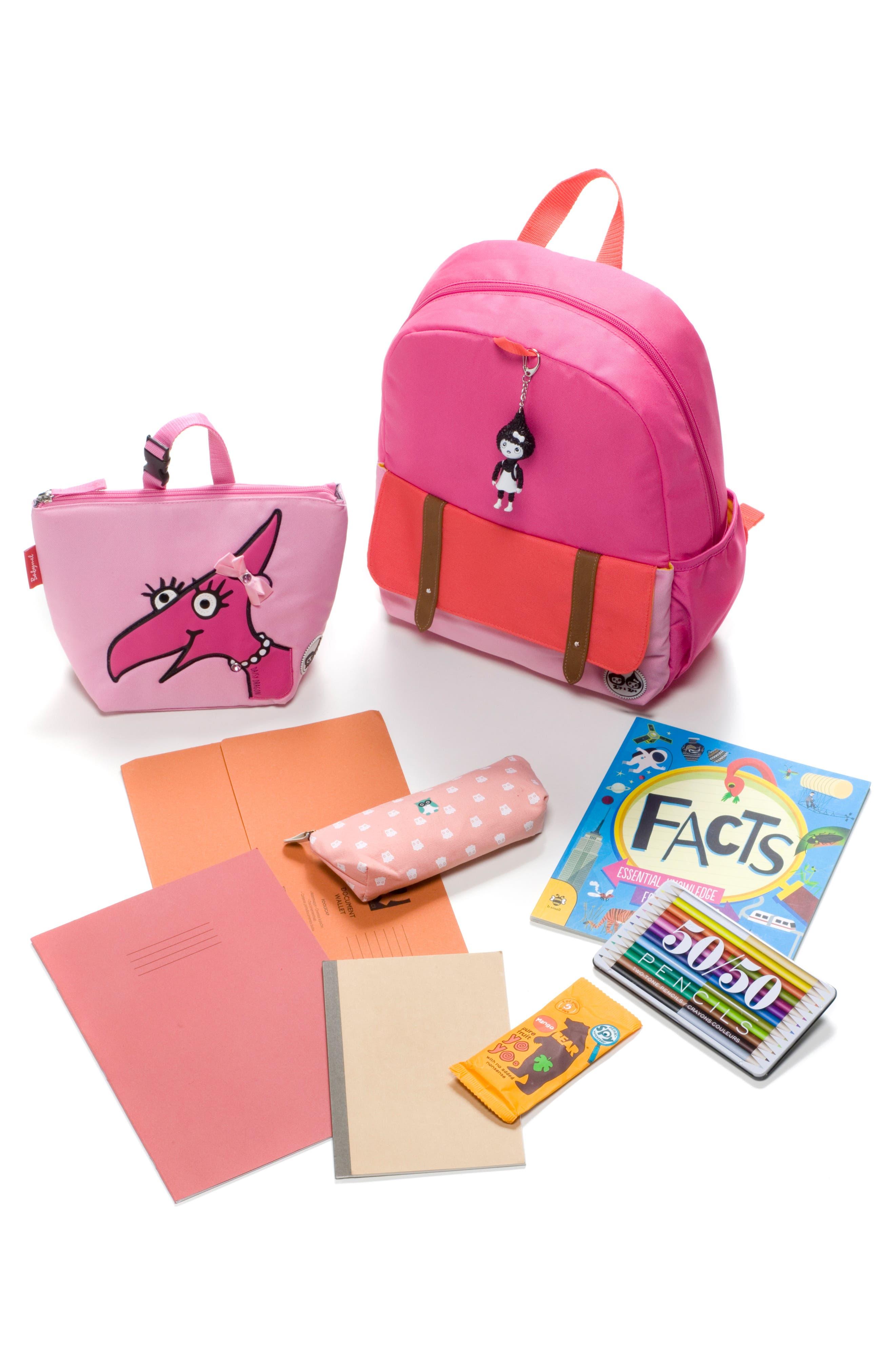 Alternate Image 3  - Babymel Zip & Zoe Colorblock Junior Backpack (Kids)