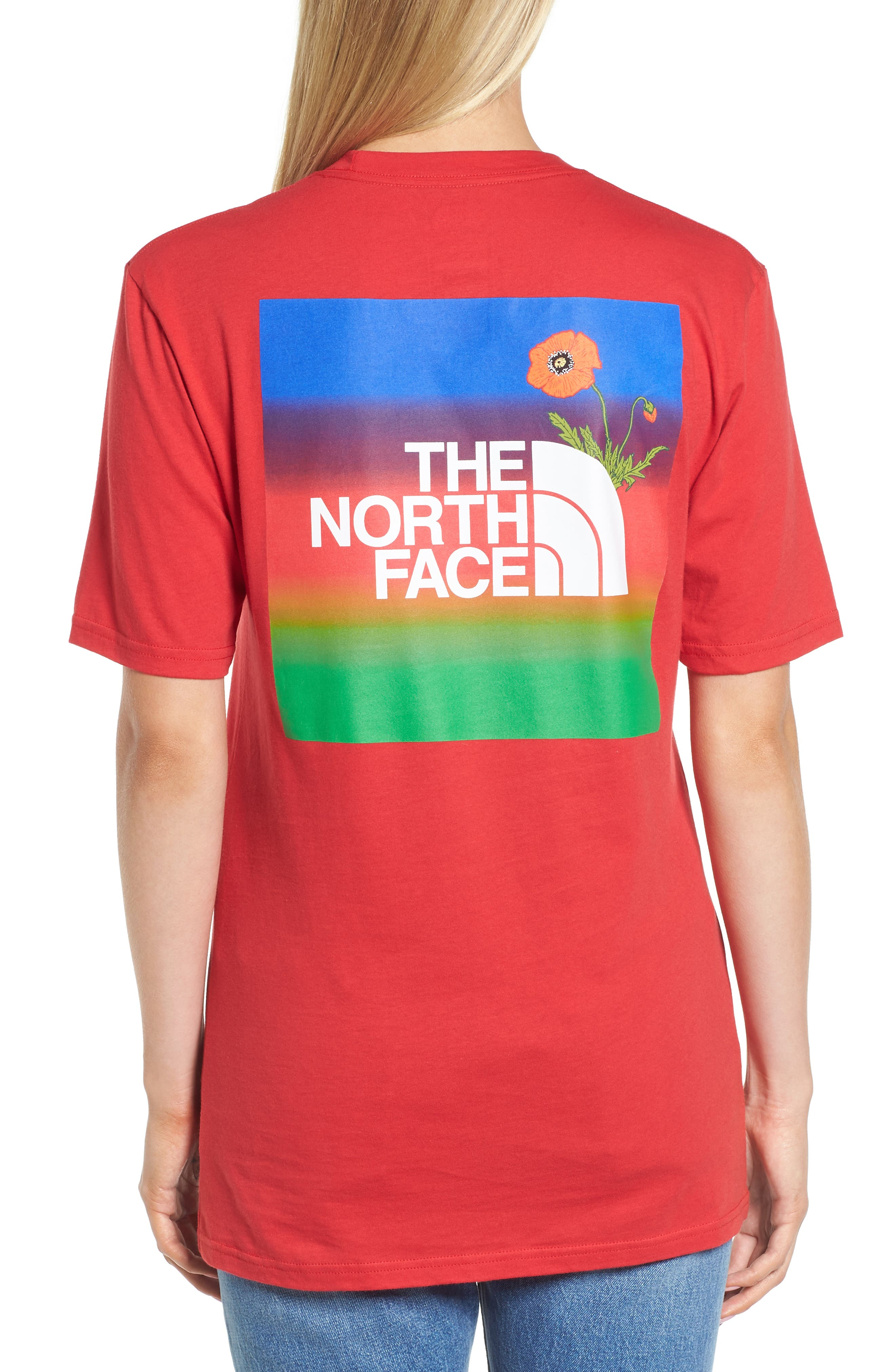 Alternate Image 3  - The North Face Graphic Unisex T-Shirt