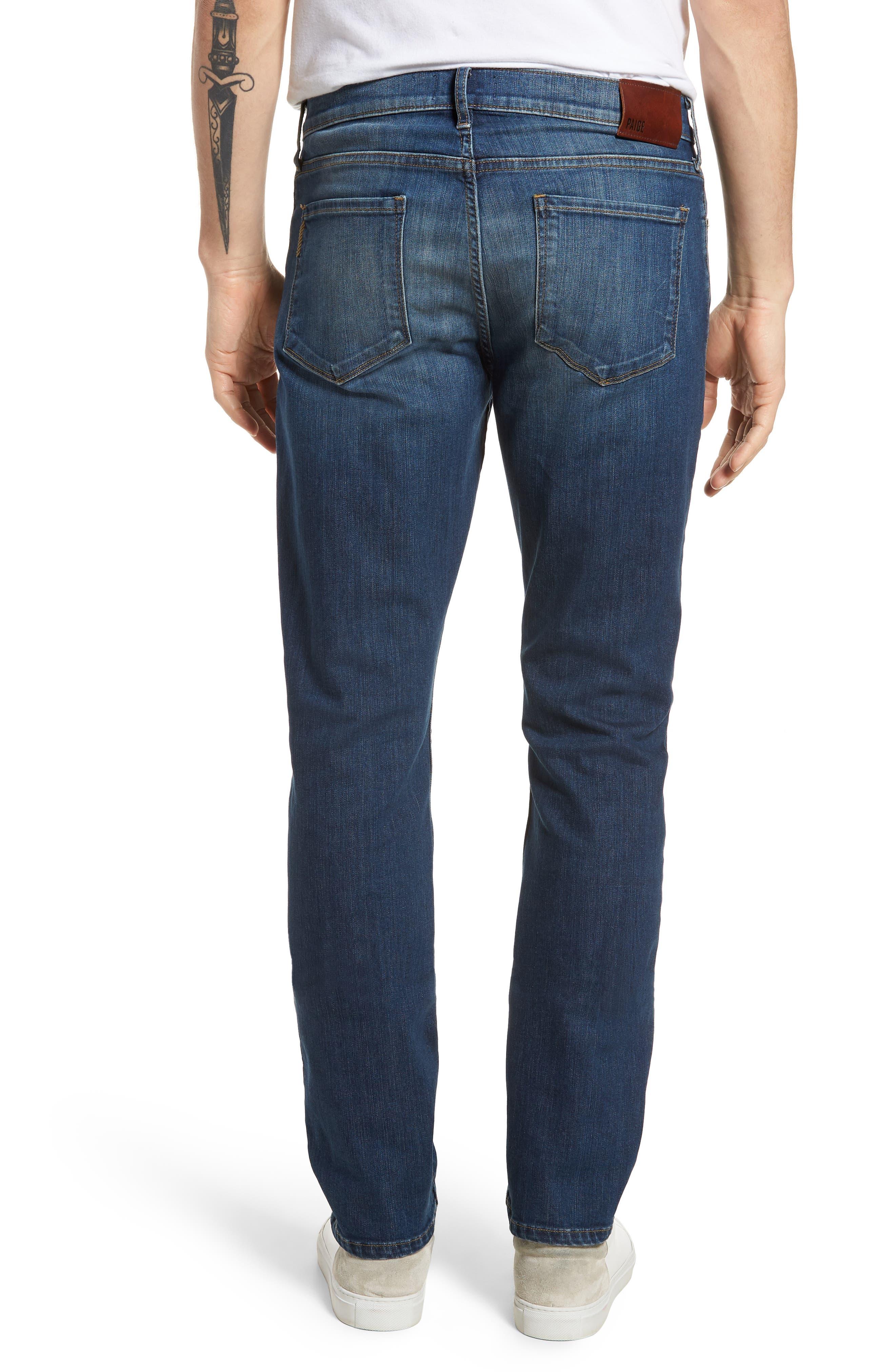 Federal Slim Straight Leg Jeans,                             Alternate thumbnail 2, color,                             Harlan