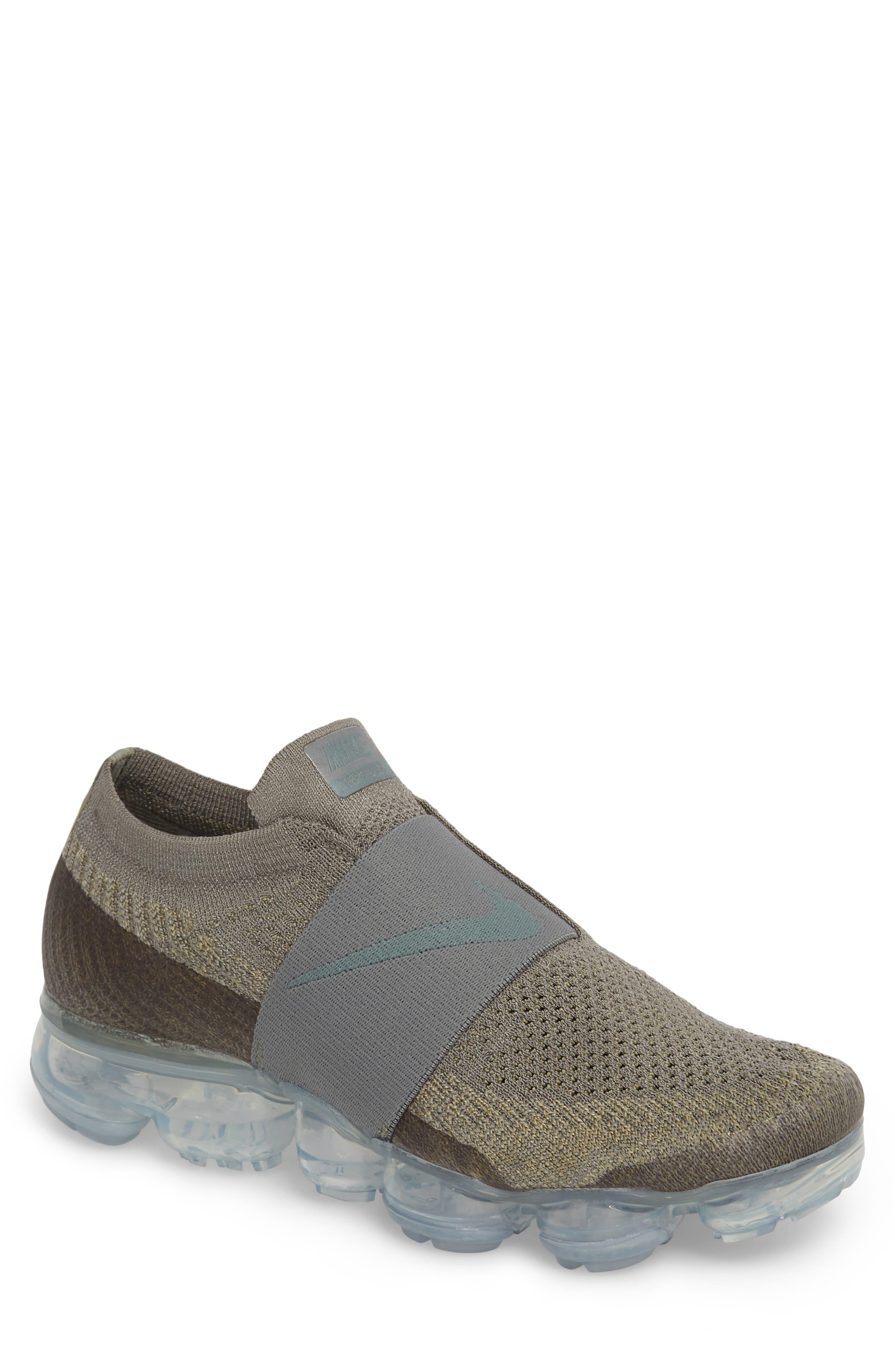 Nike Air VaporMax Flyknit MOC Running Shoe (Women)
