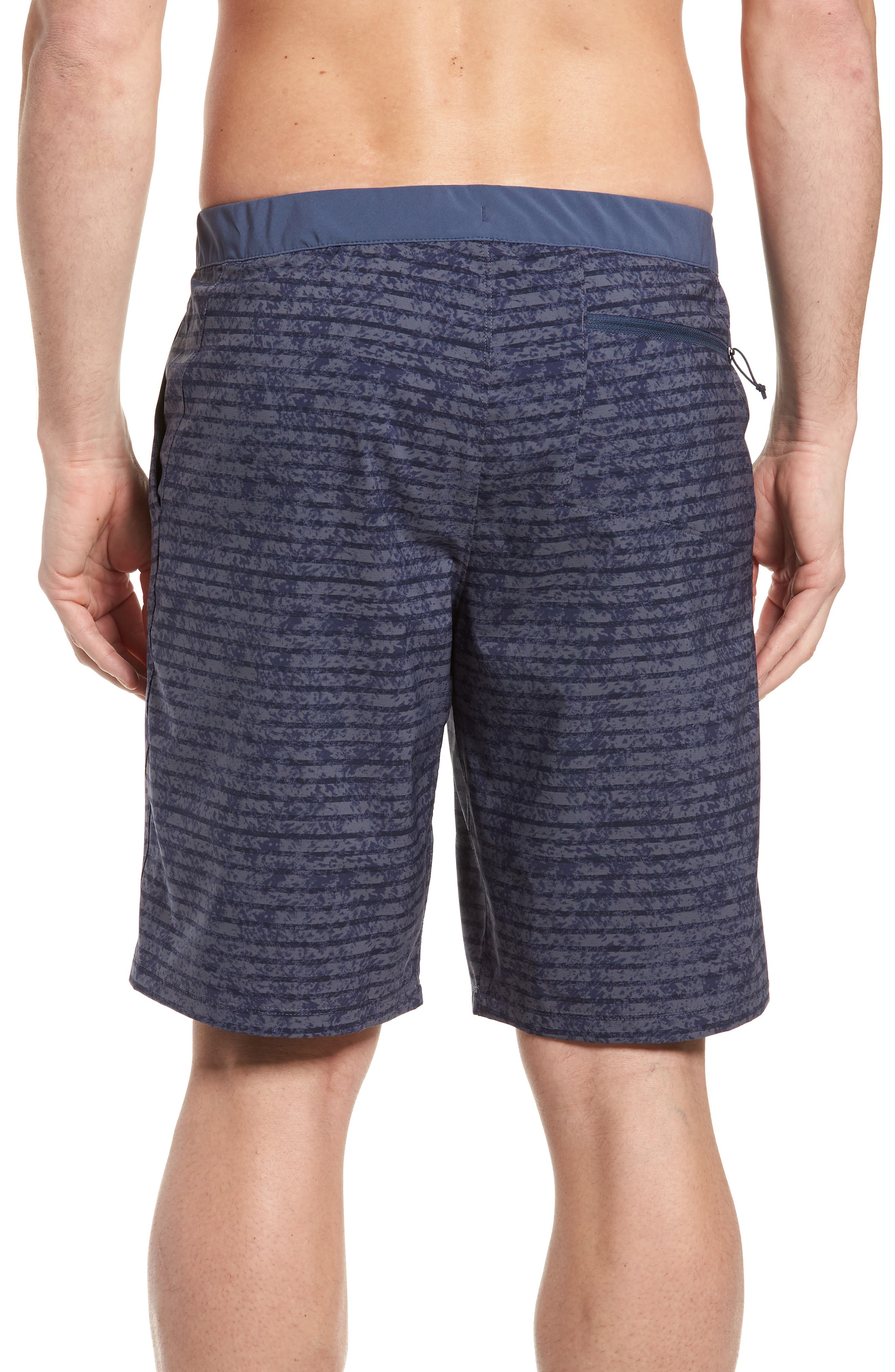 Terrebonne Shorts,                             Alternate thumbnail 2, color,                             Rugby Rock/ Dolomite Blue