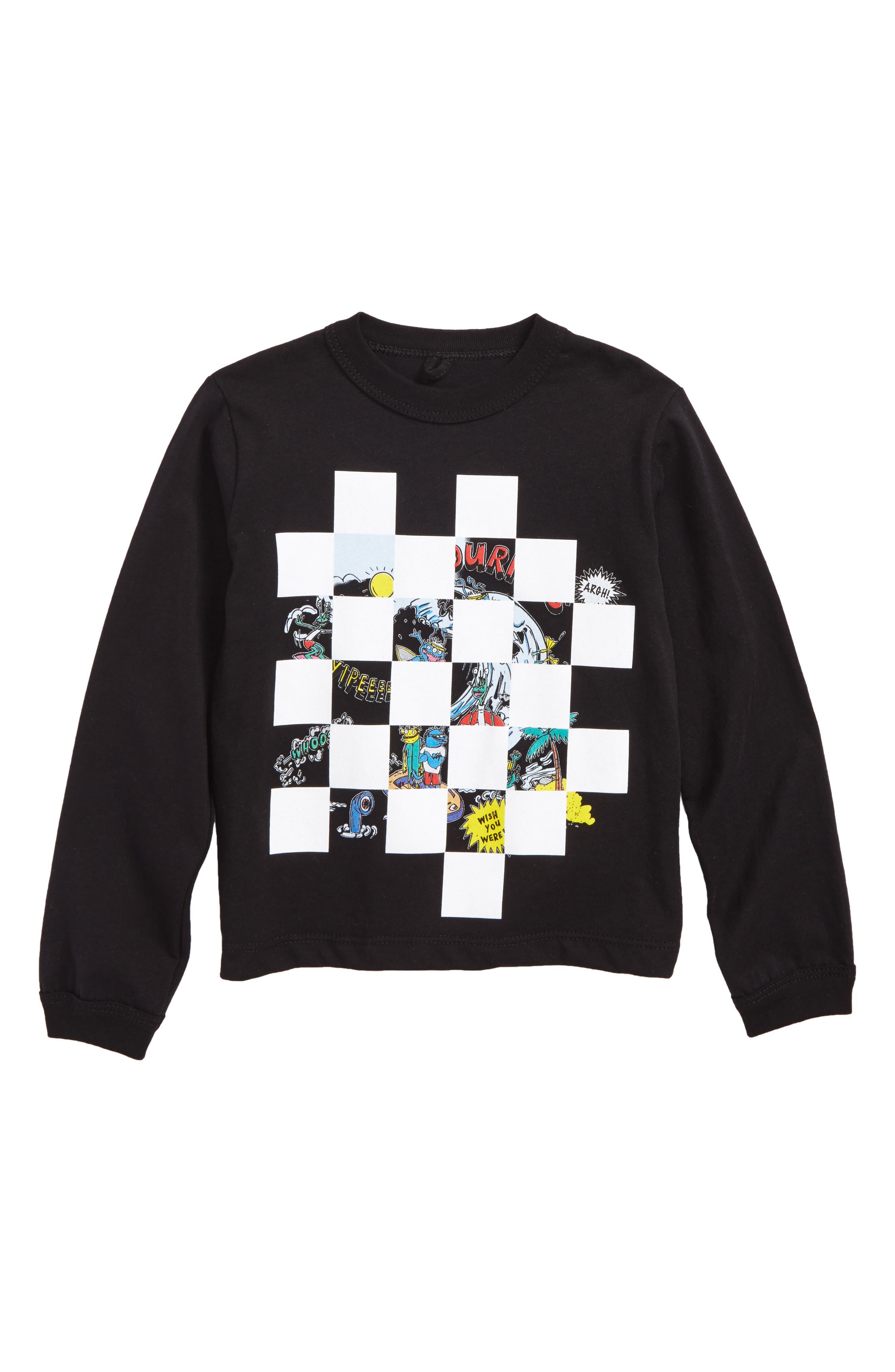 Stella McCartney Gene T-Shirt (Toddler Boys, Little Boys & Big Boys)