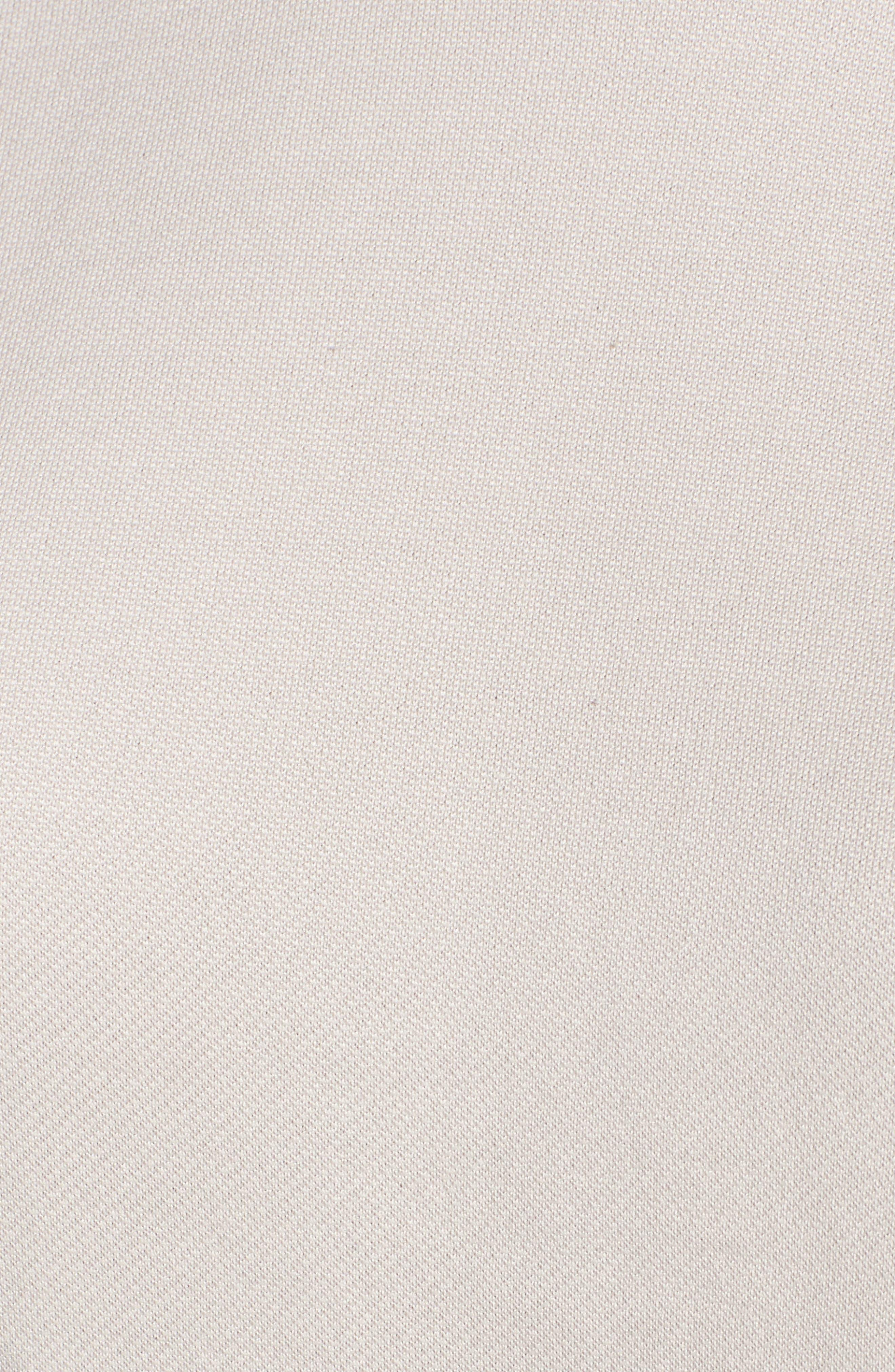 Alternate Image 5  - James Perse Shrunken Fleece Sweatshirt