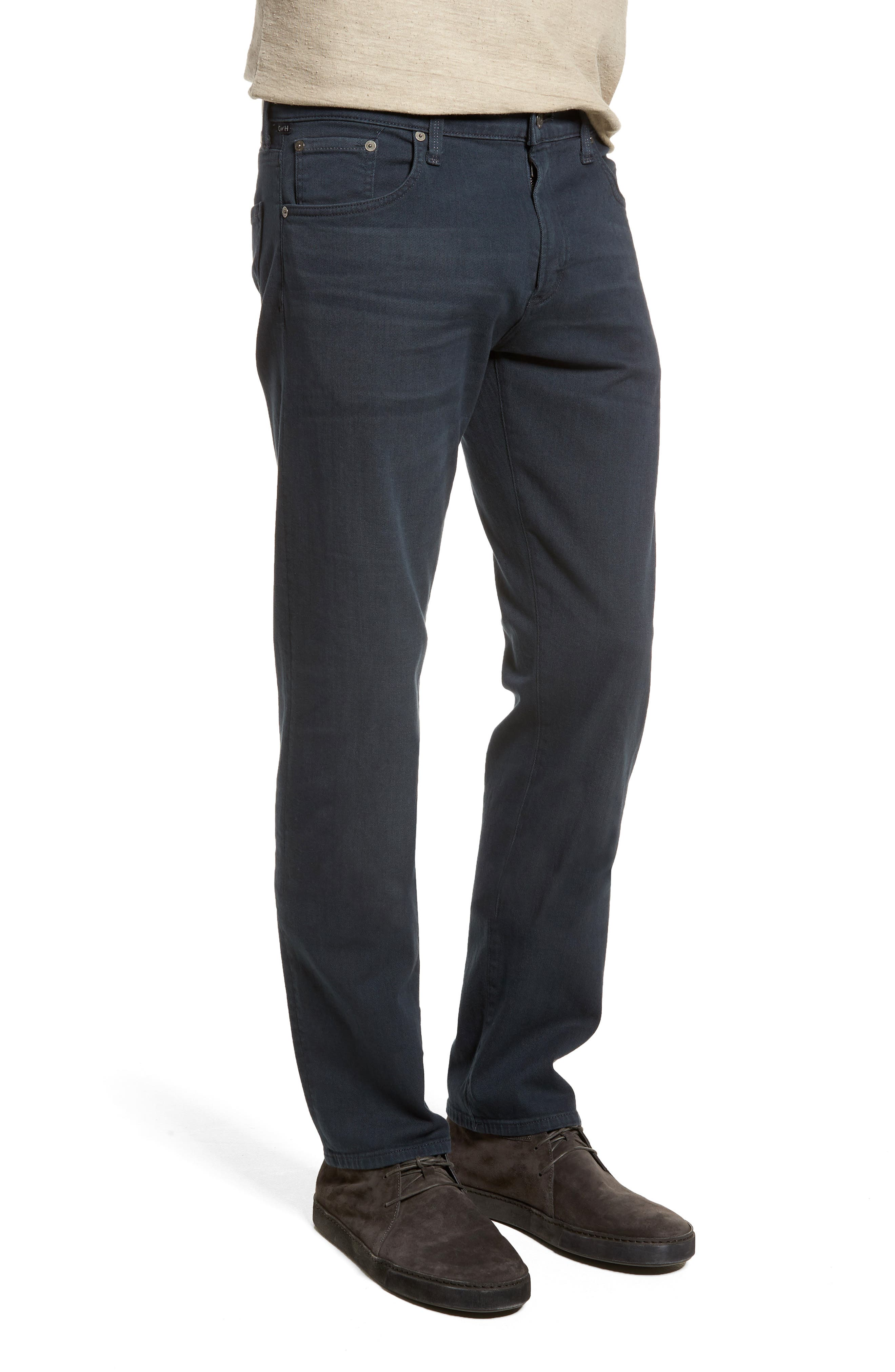 Core Slim Fit Jeans,                             Alternate thumbnail 3, color,                             Mecca