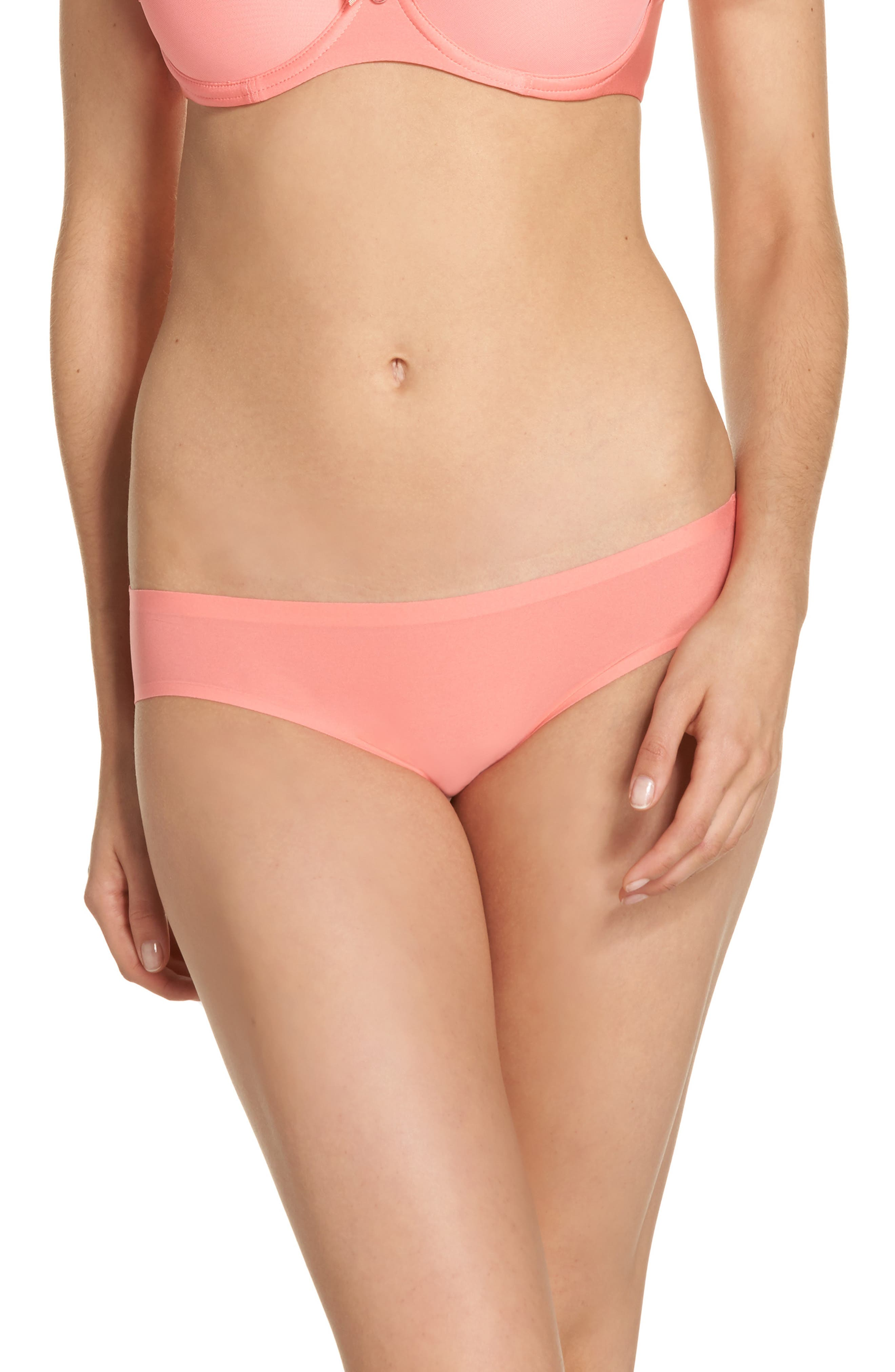 Chantelle Intimates Soft Stretch Seamless Bikini (3 for $45)