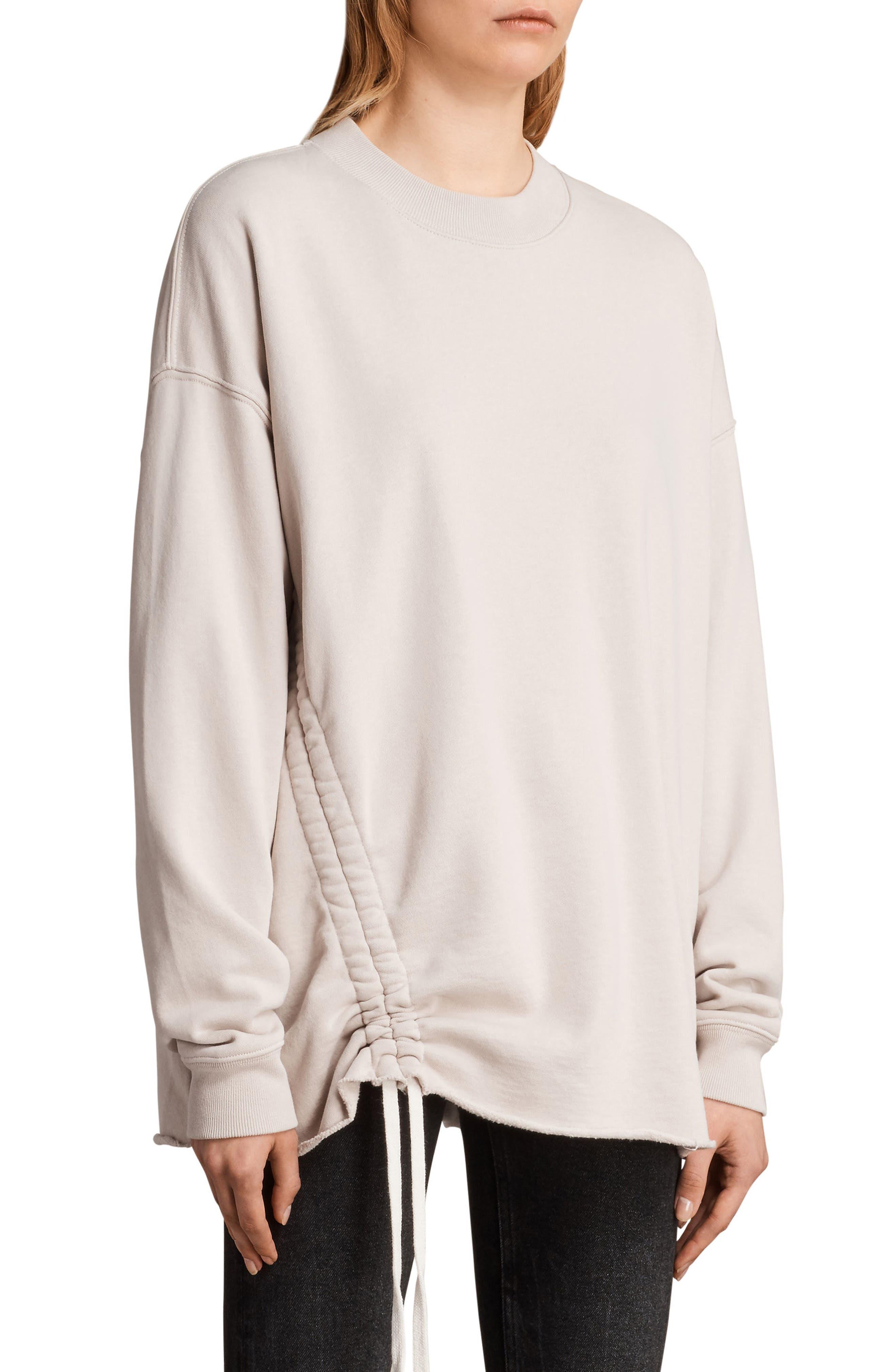 Able Sweatshirt,                             Alternate thumbnail 3, color,                             Quartz Pink