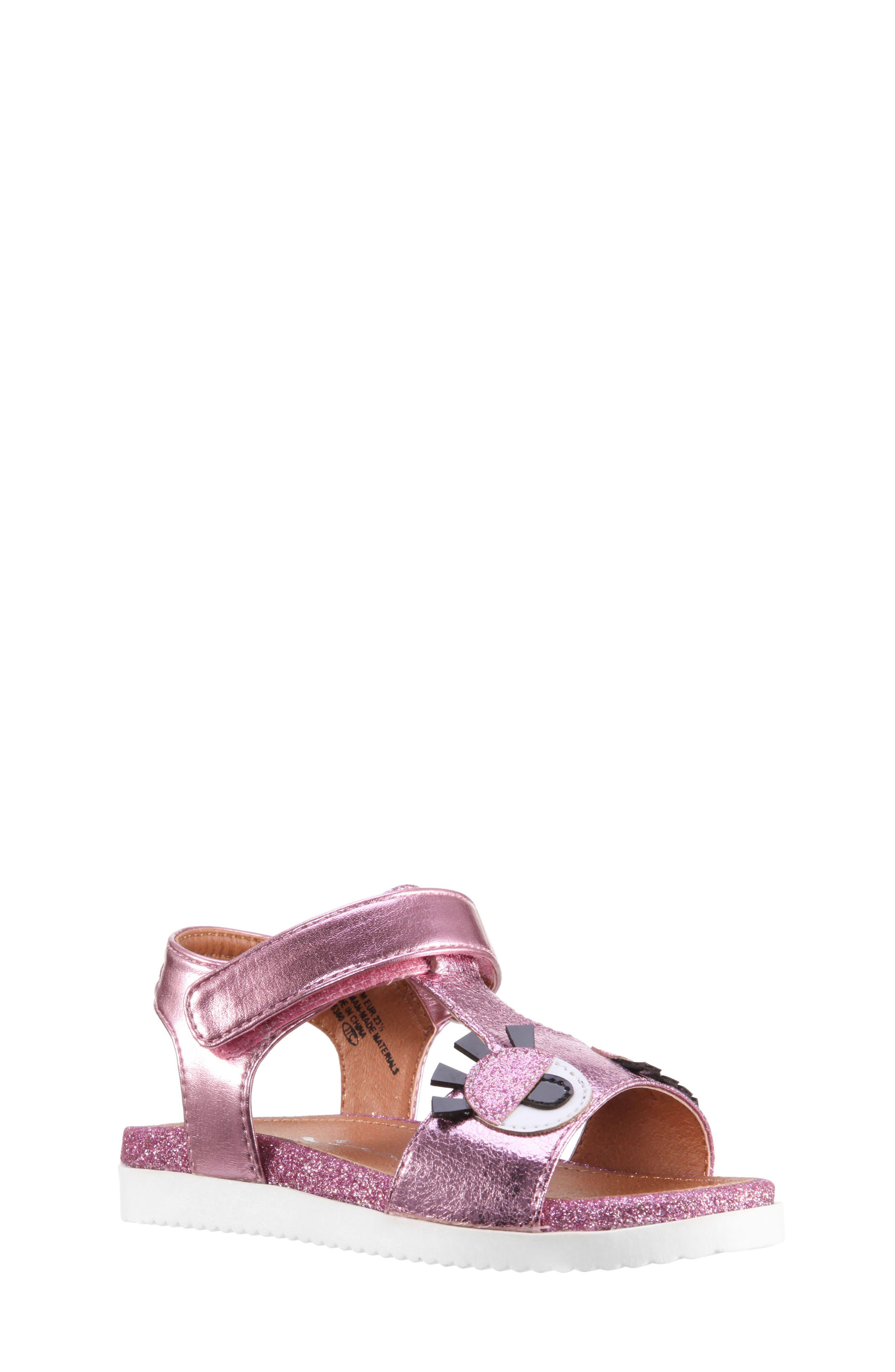 Nina Luciella Wink Sandal (Walker & Toddler)