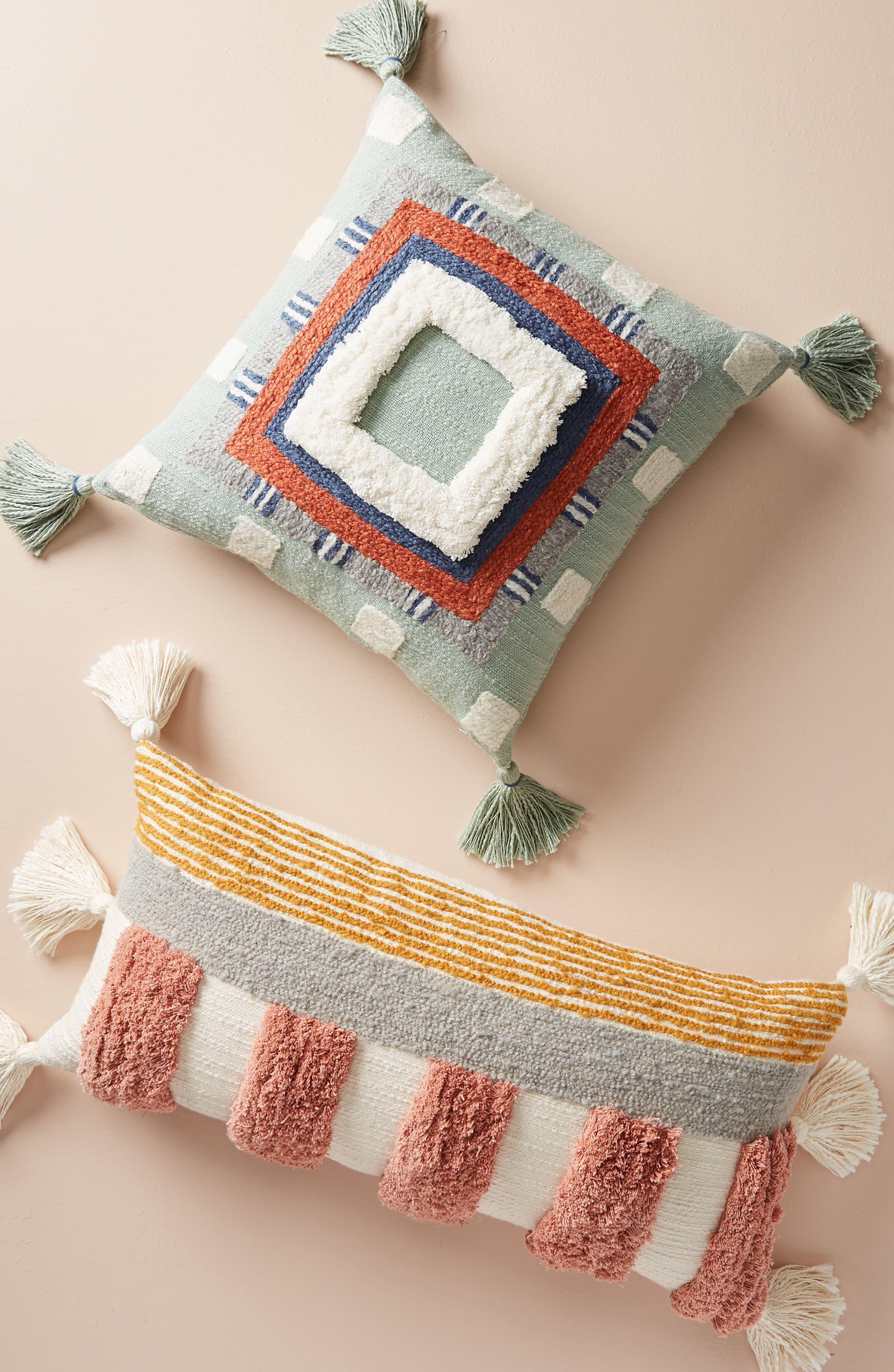 Alternate Image 4  - Anthropologie Rayas Lumbar Accent Pillow