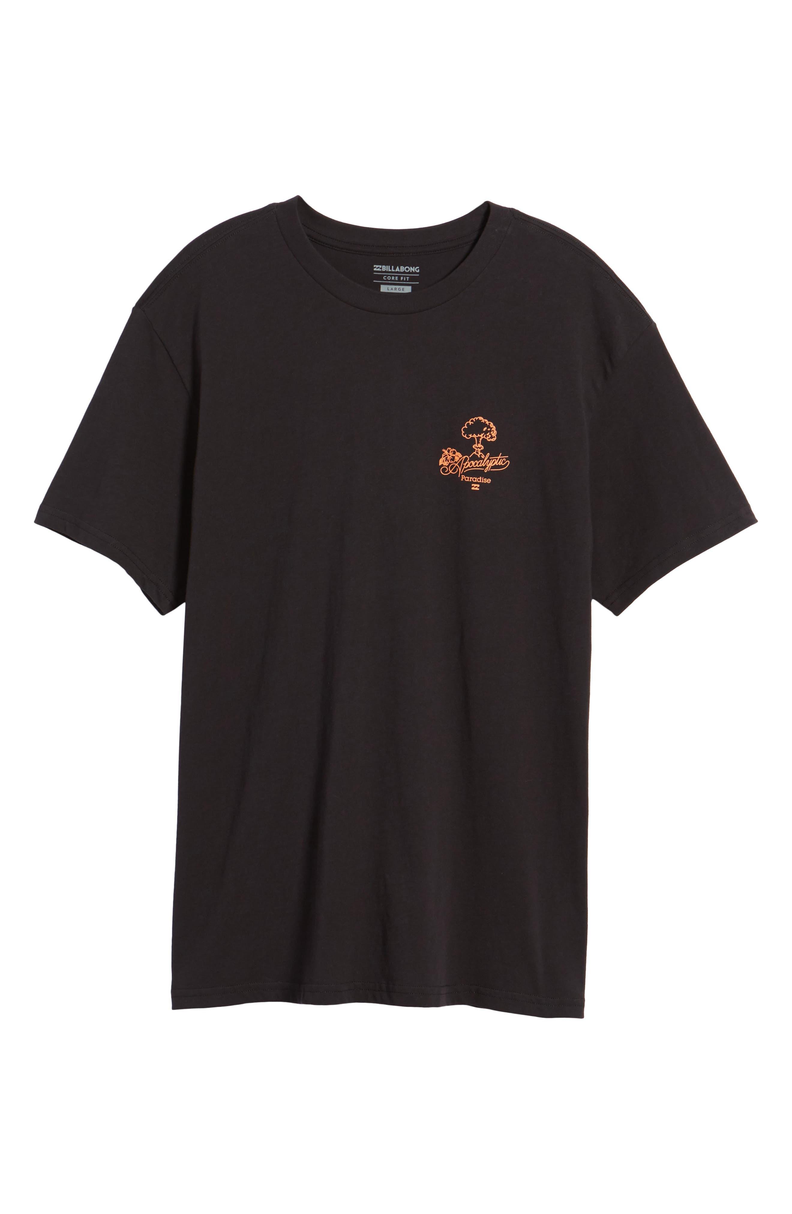 Alternate Image 6  - Billabong Apocalyptic Graphic T-Shirt