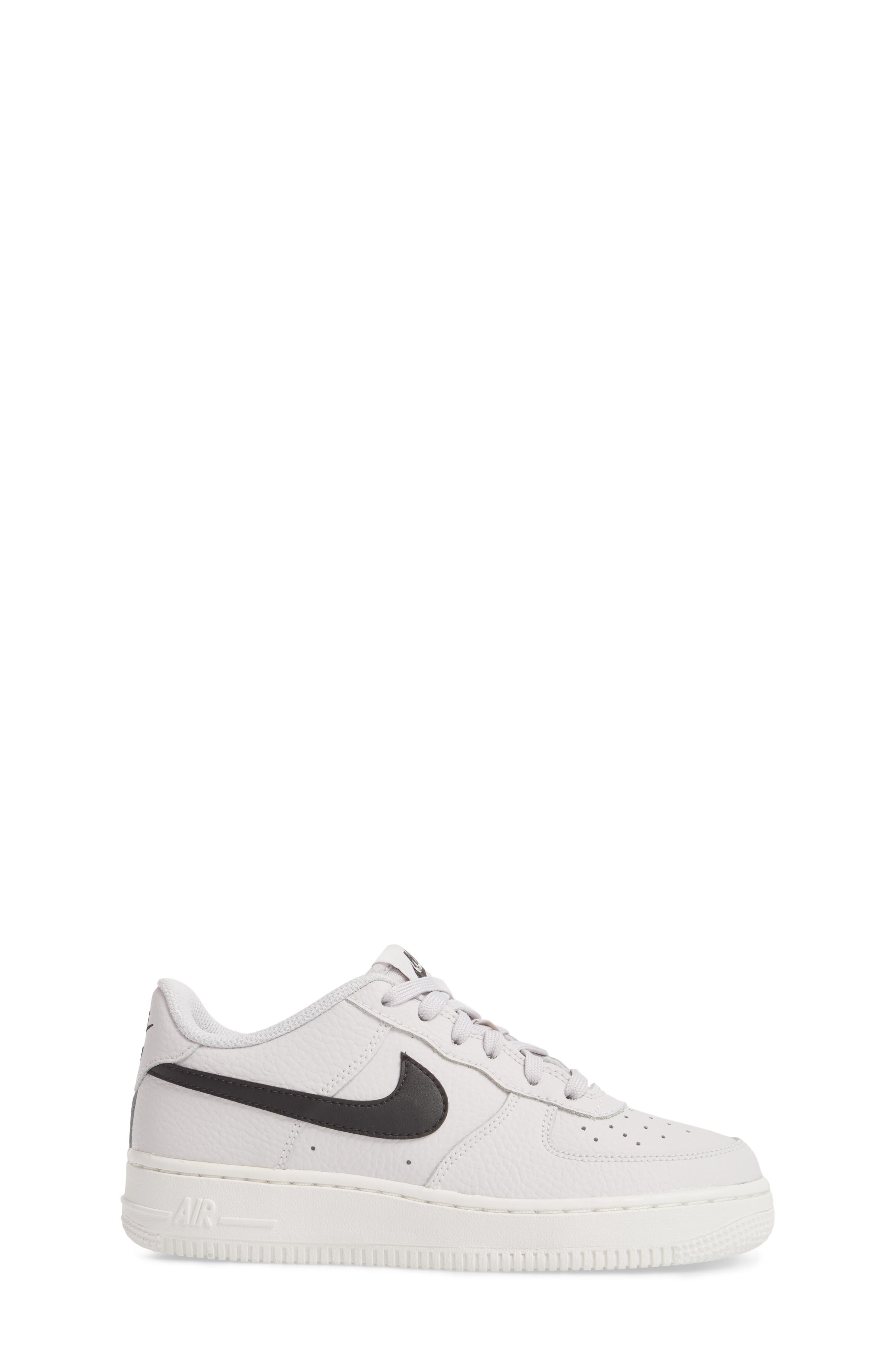 Alternate Image 3  - Nike Air Force 1 Sneaker (Big Kid)