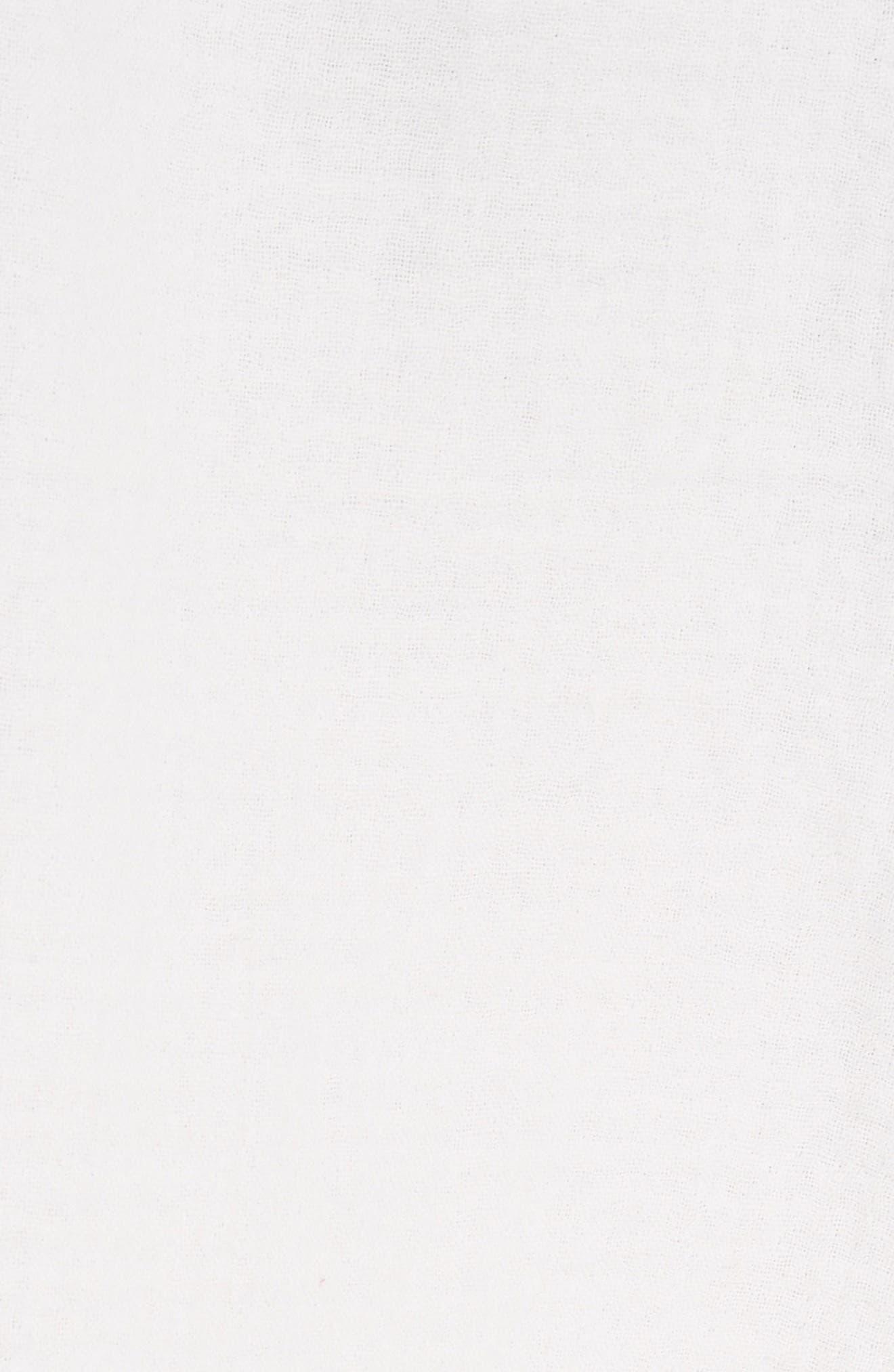 Carson Hooded Shirt,                             Alternate thumbnail 5, color,                             White