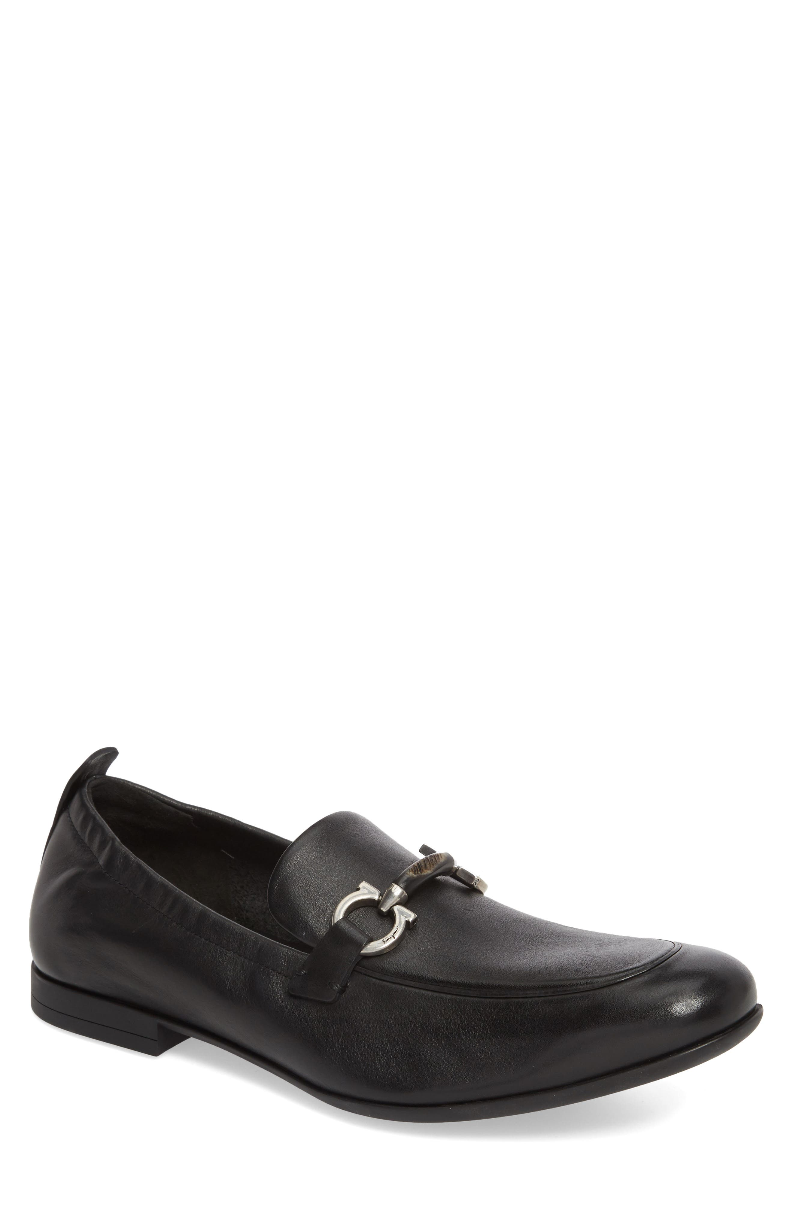 Celso Bit Loafer,                             Main thumbnail 1, color,                             Nero