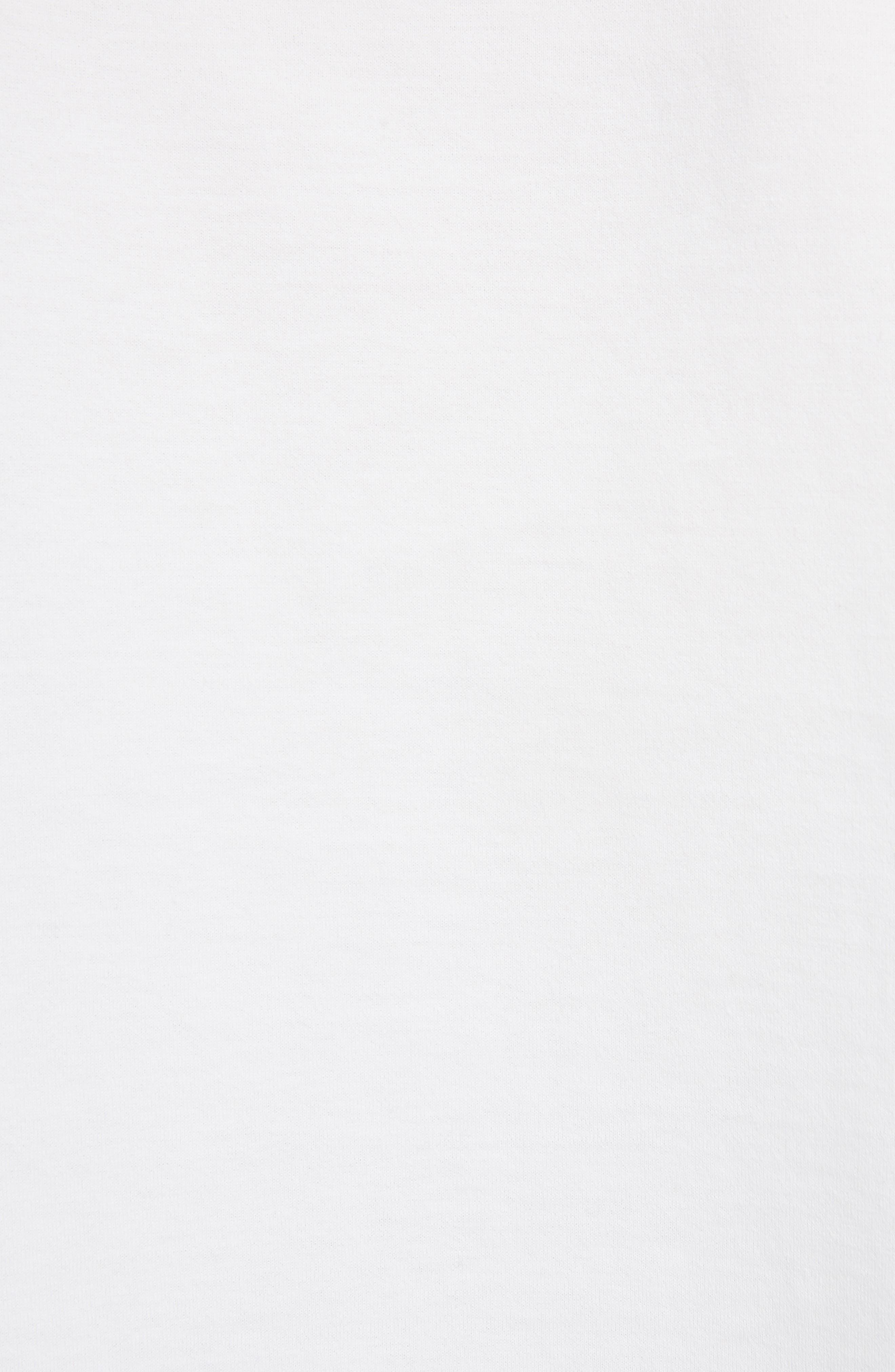 Marwig Boxy Tee,                             Alternate thumbnail 5, color,                             Optic White