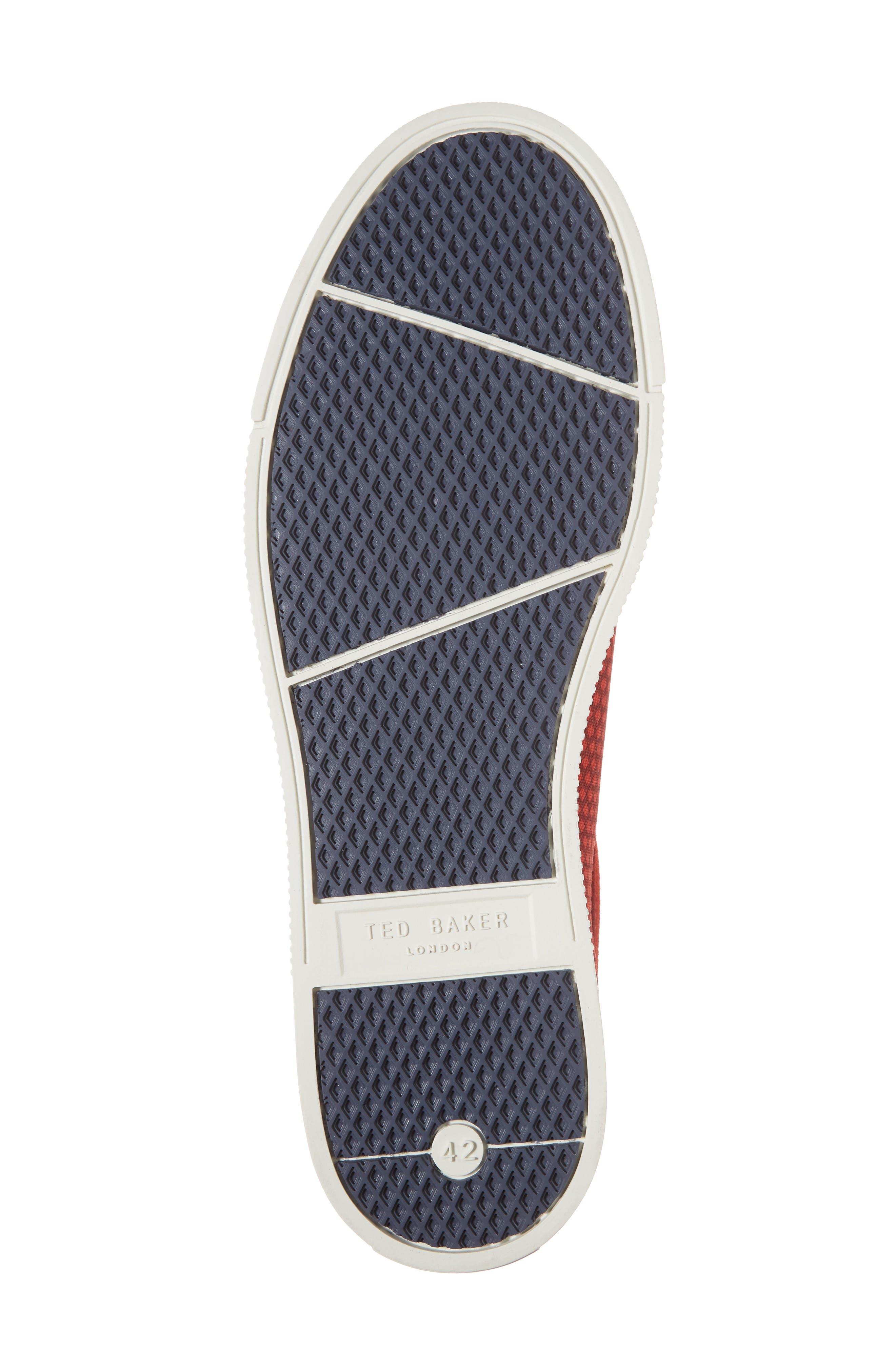 Alternate Image 6  - Ted Baker London Sarpio Sneaker (Men)