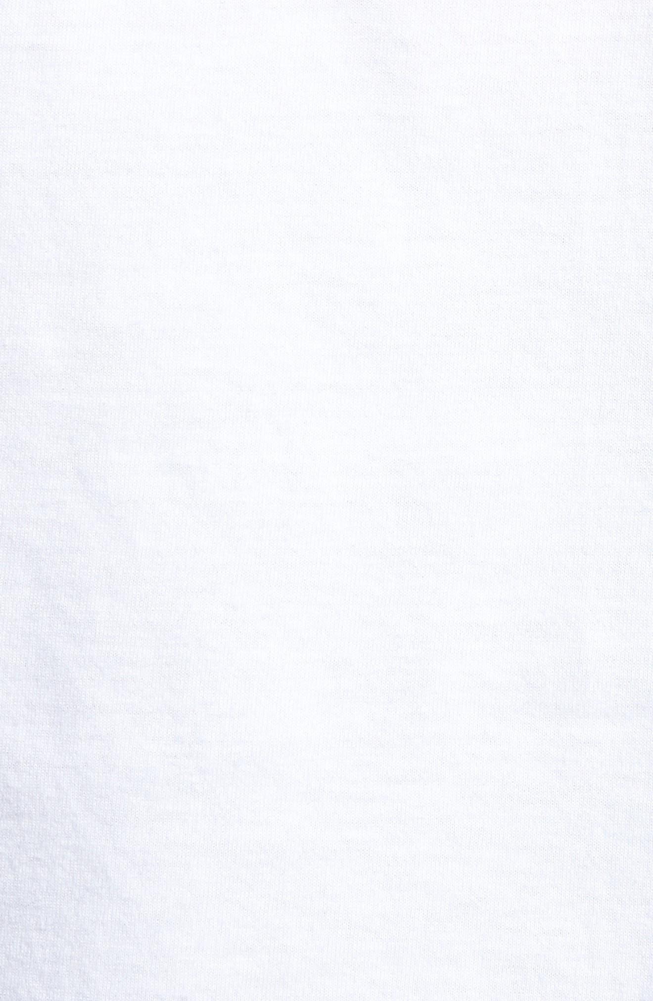 Norcal Graphic T-Shirt,                             Alternate thumbnail 5, color,                             White