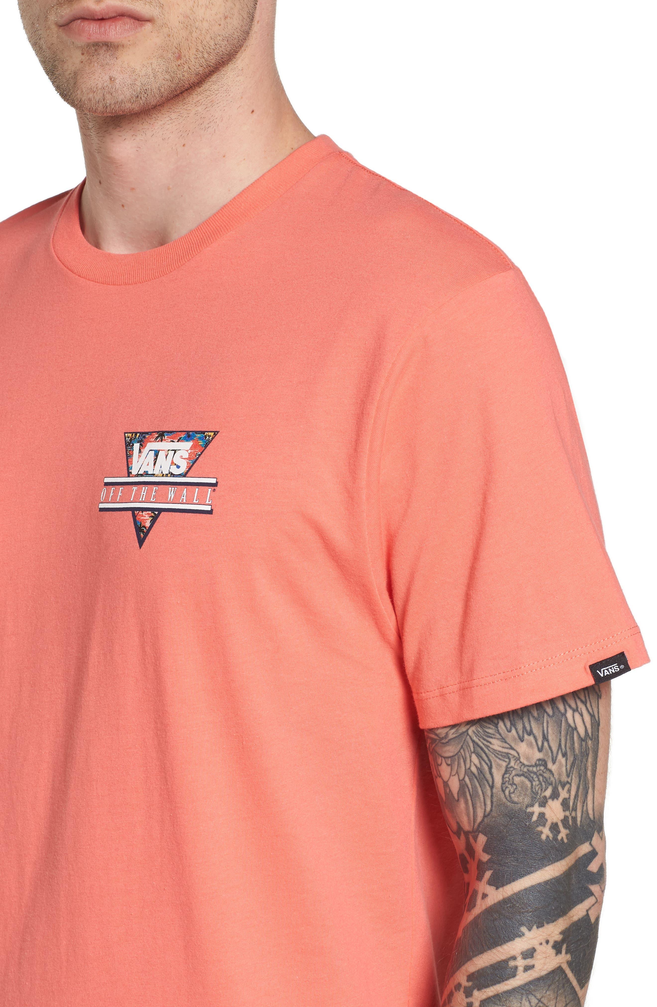 Retro Graphic T-Shirt,                             Alternate thumbnail 4, color,                             Dubarry