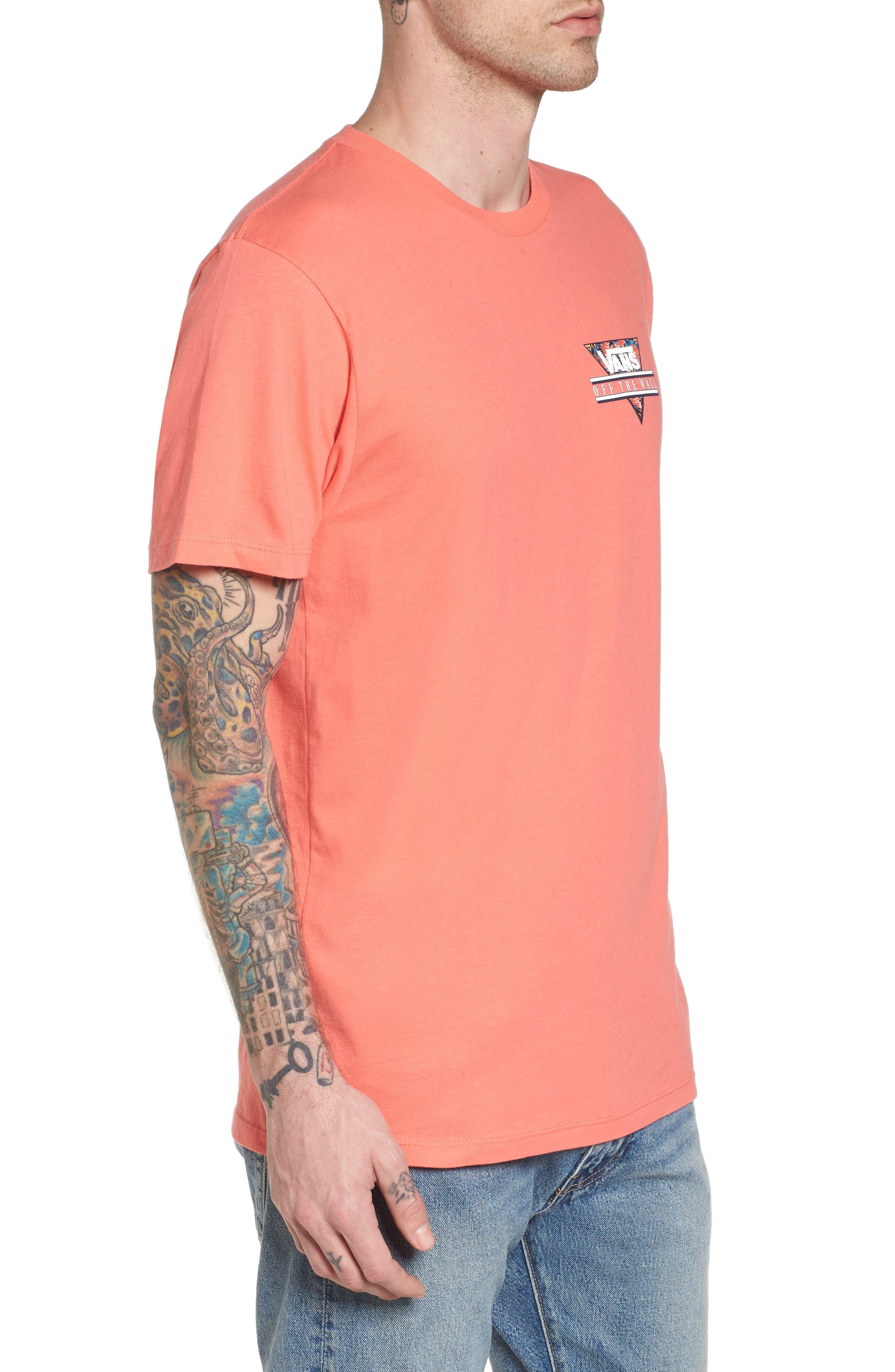 Retro Graphic T-Shirt,                             Alternate thumbnail 3, color,                             Dubarry