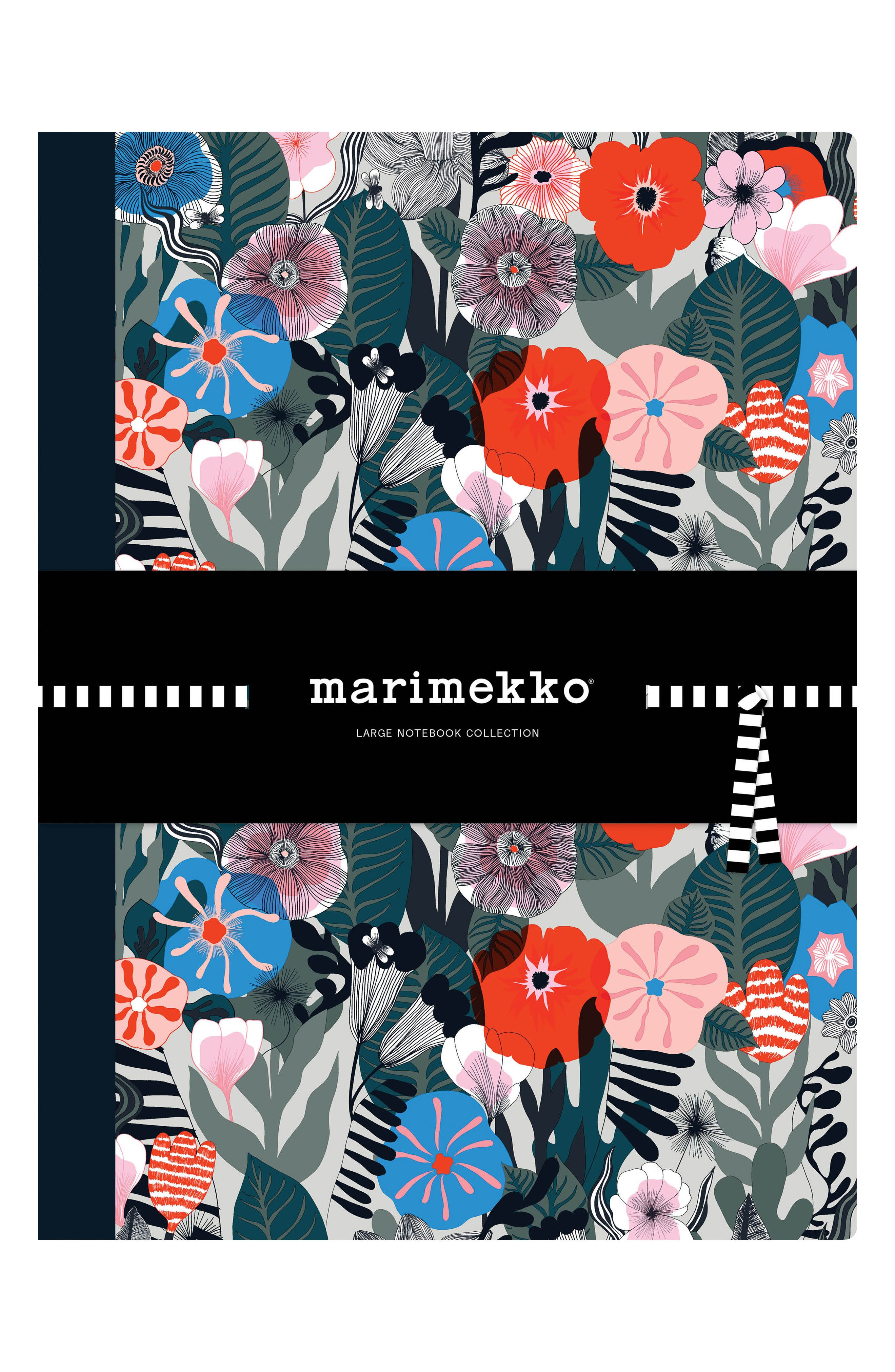 x Marimekko Set of 2 Notebooks,                             Main thumbnail 1, color,                             Multi